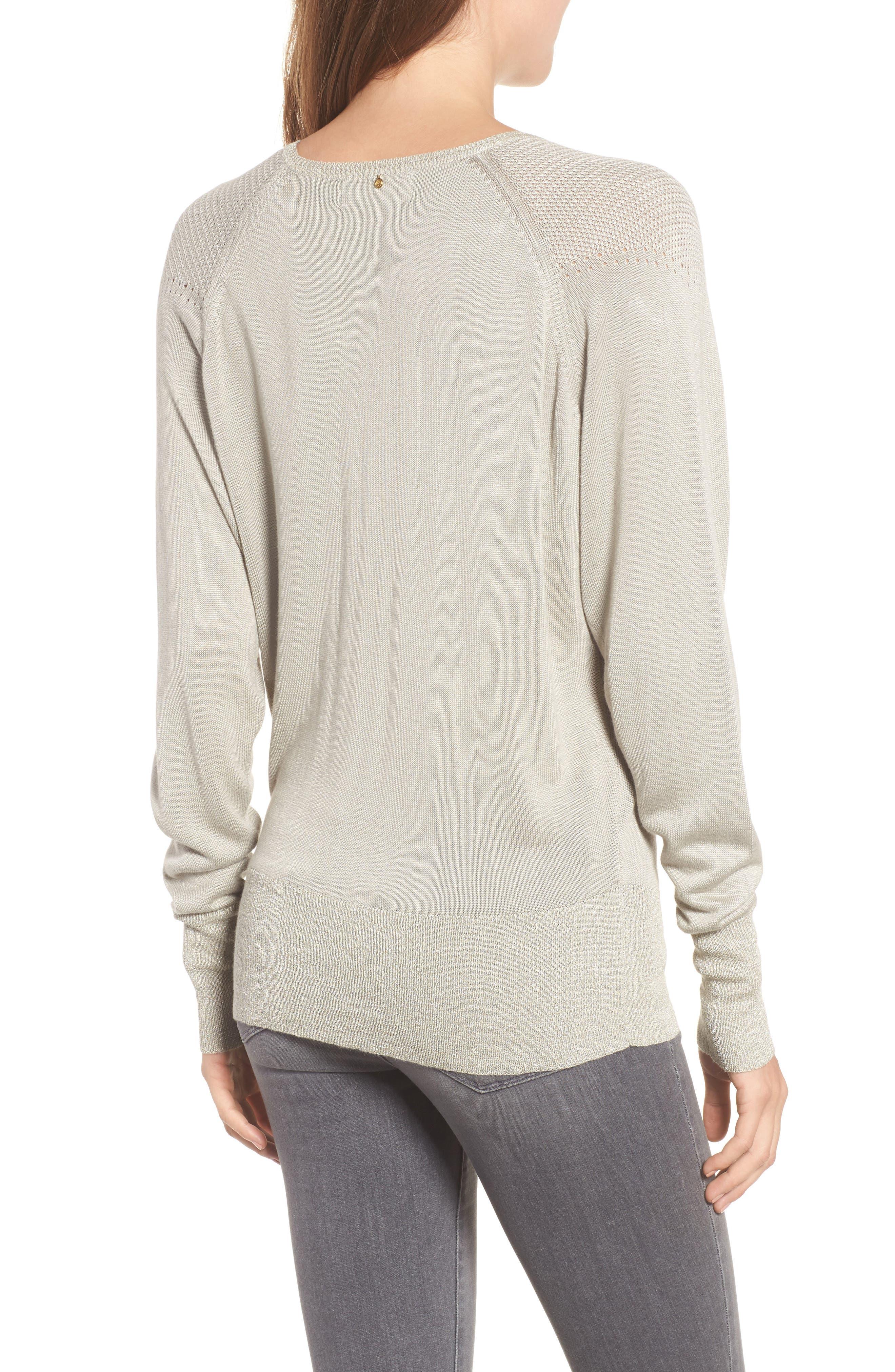 Alternate Image 2  - Rosemunde Elisabeth Pullover Sweater
