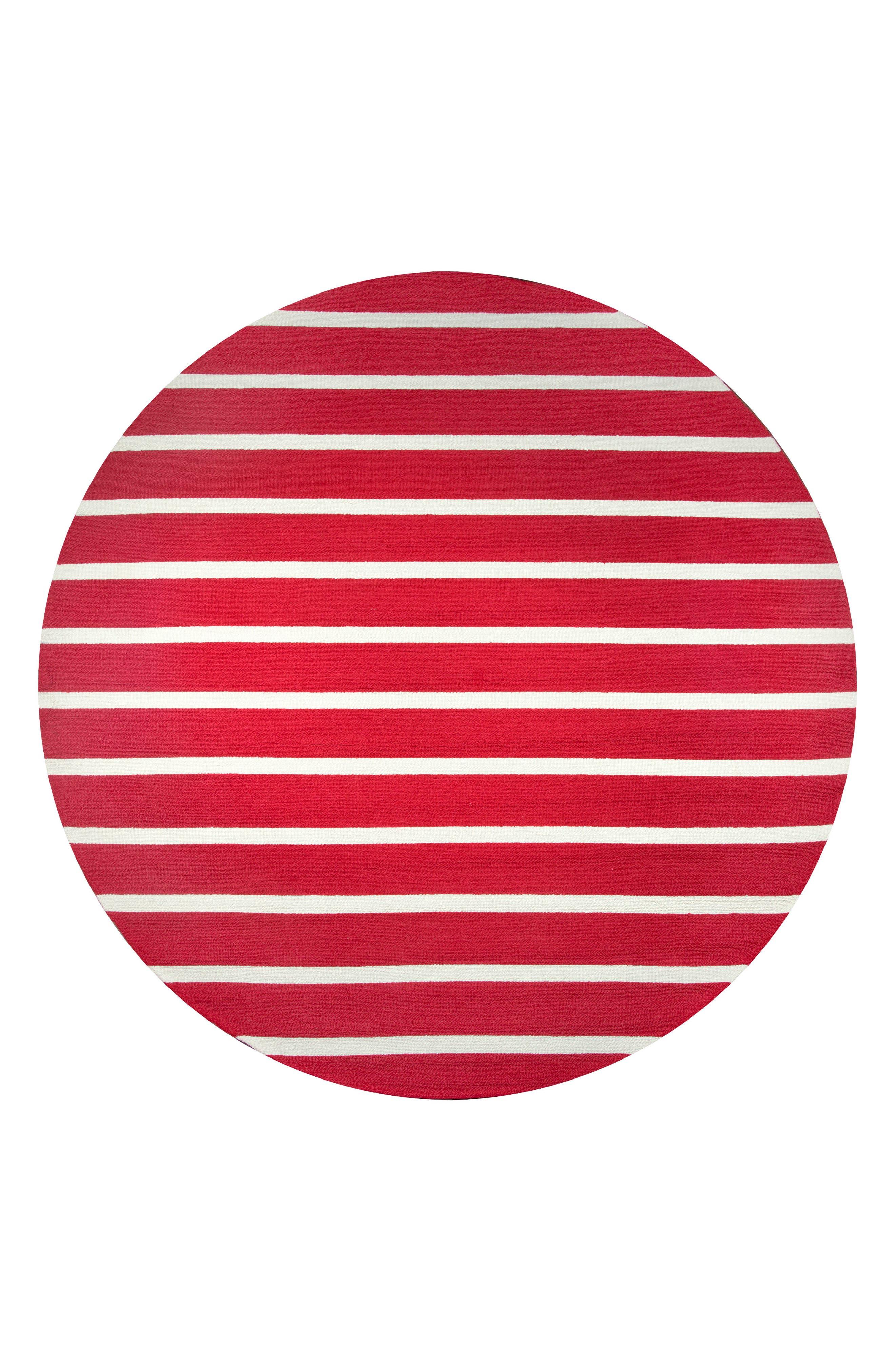 Azzura Hill Dresa Rug,                             Alternate thumbnail 2, color,                             Red