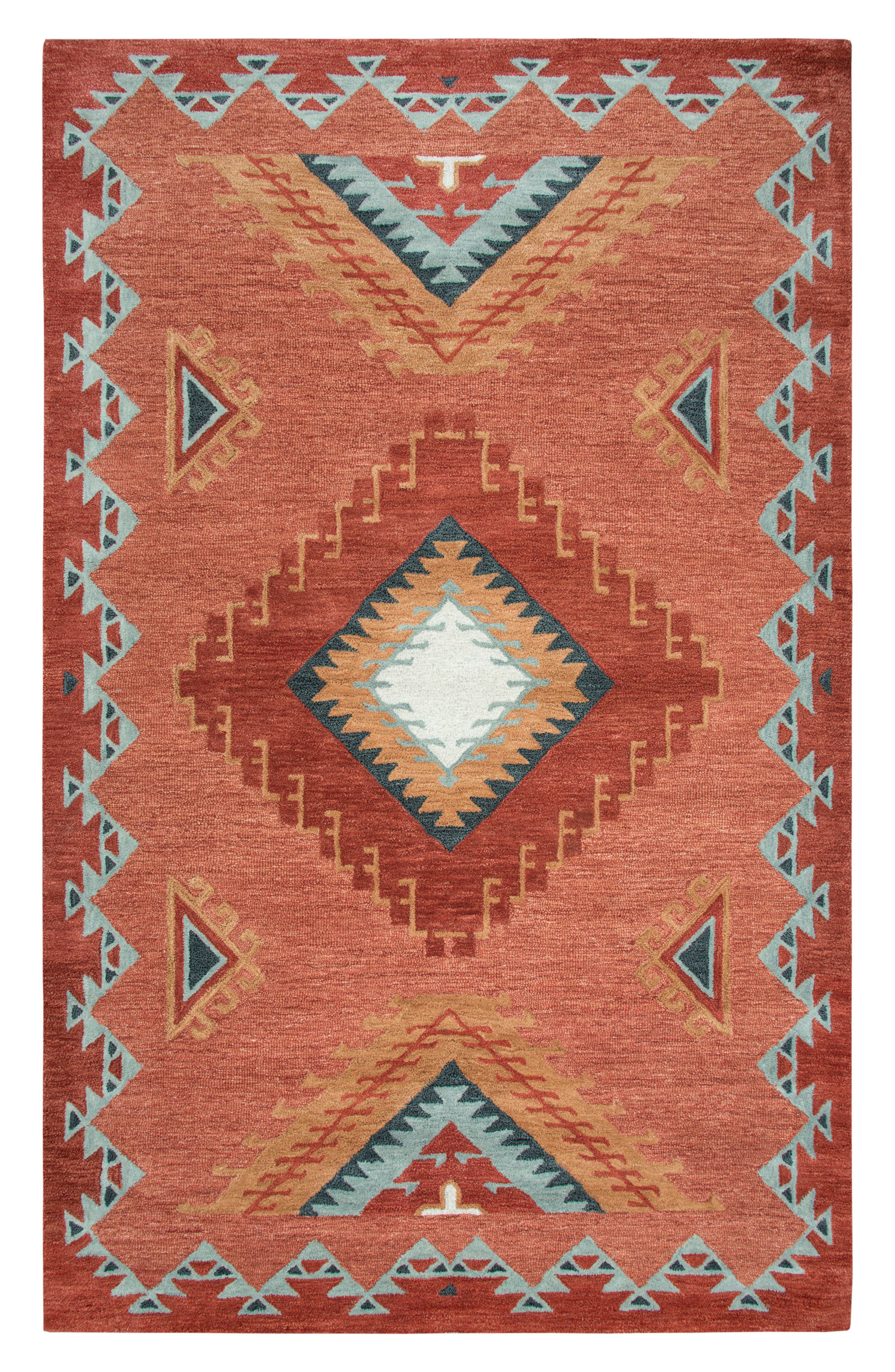 Alternate Image 1 Selected - Rizzy Home Mesa Frisco Rug