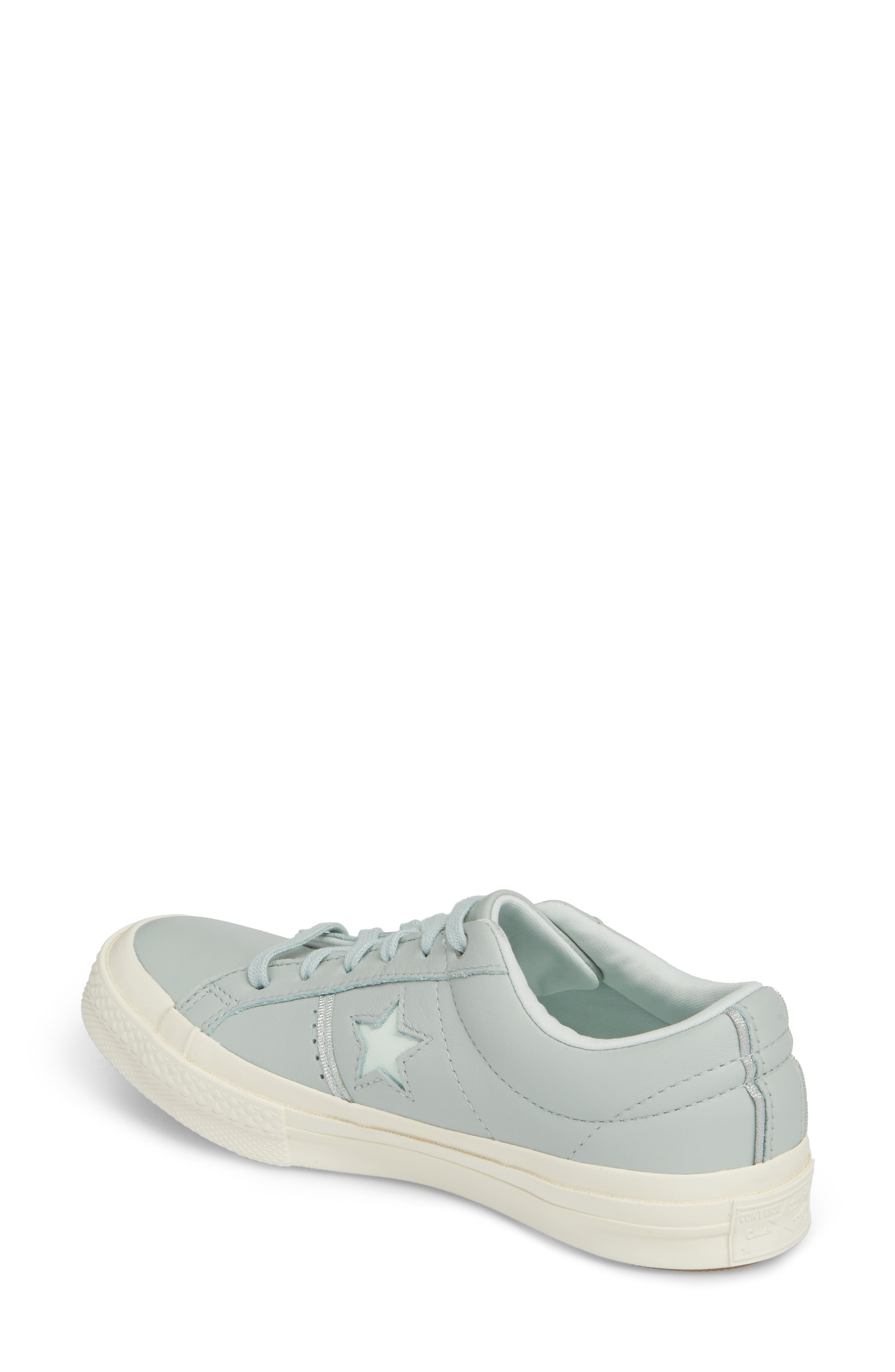 One Star Piping Sneaker,                             Alternate thumbnail 2, color,                             Dried Bamboo