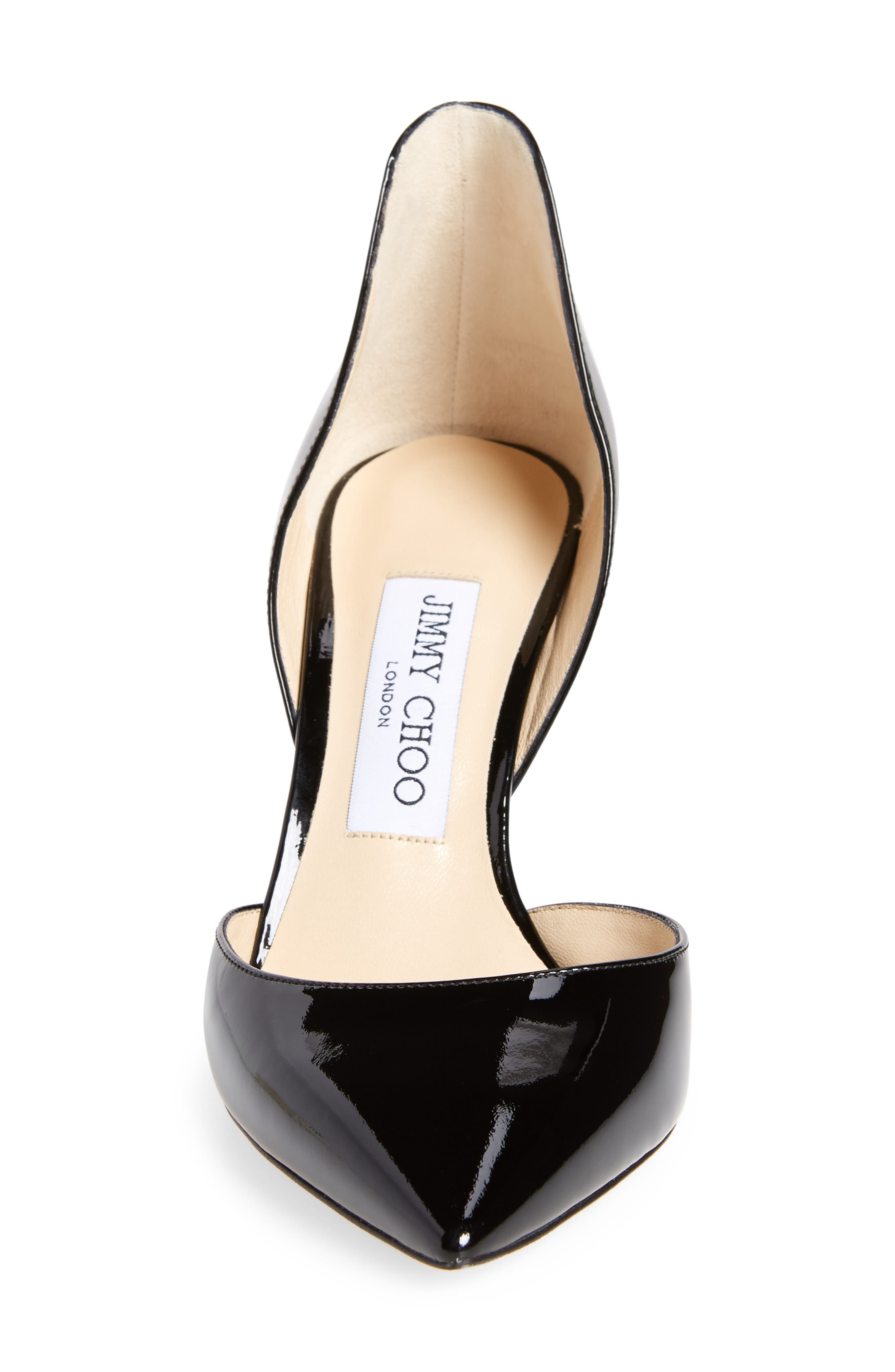 Alternate Image 4  - Jimmy Choo Liz d'Orsay Pump (Women)
