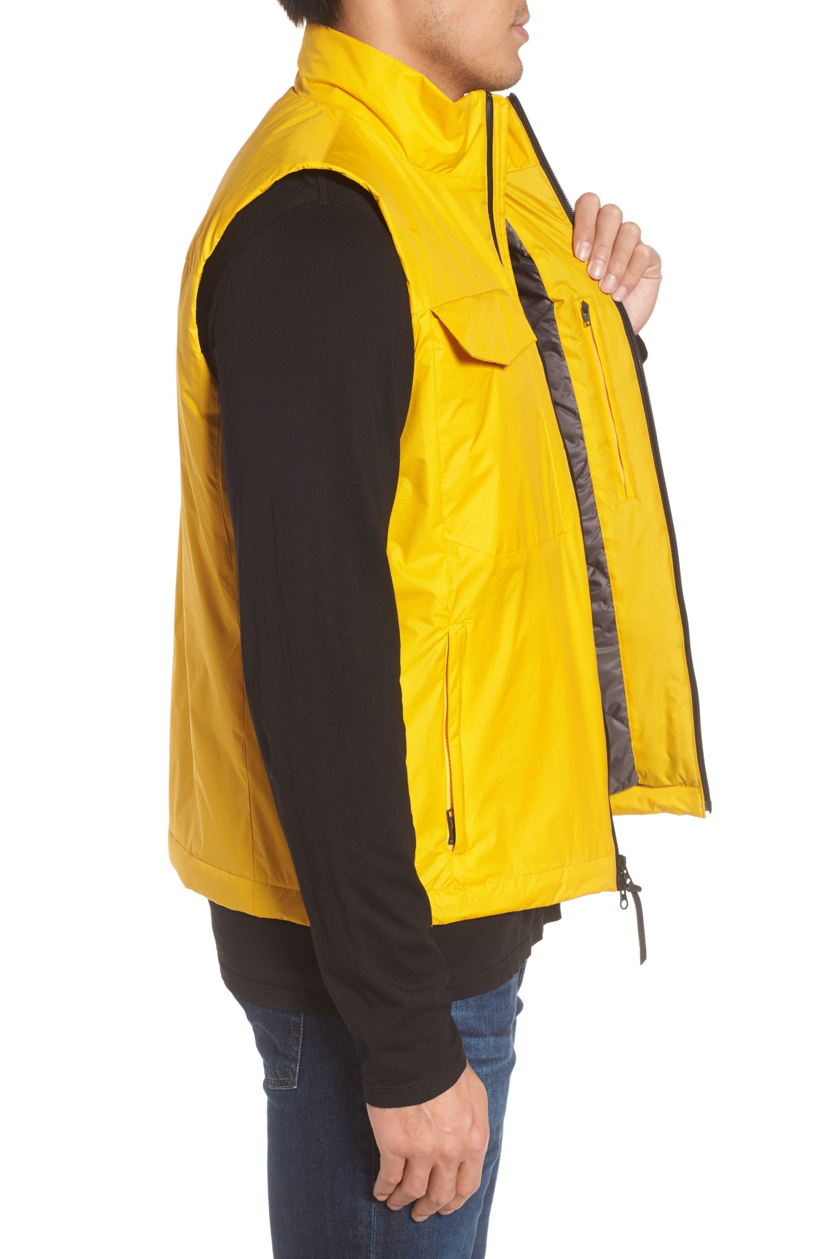 & Bros. Bering Vest,                             Alternate thumbnail 3, color,                             Golden Spice