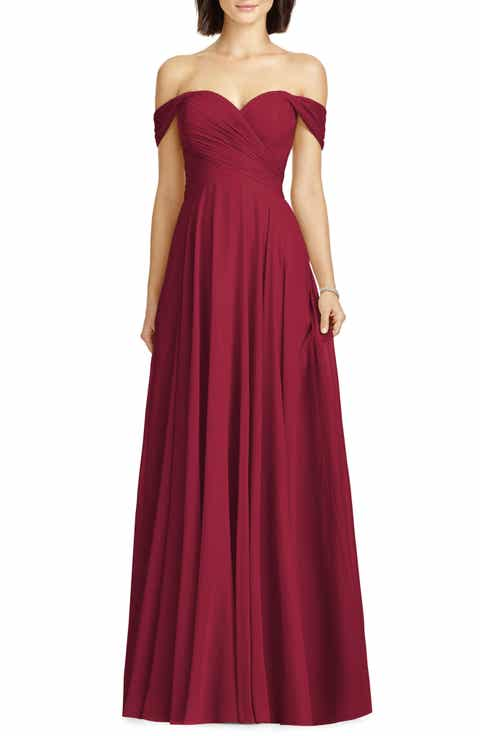 Red 2018 Prom Dresses | Nordstrom