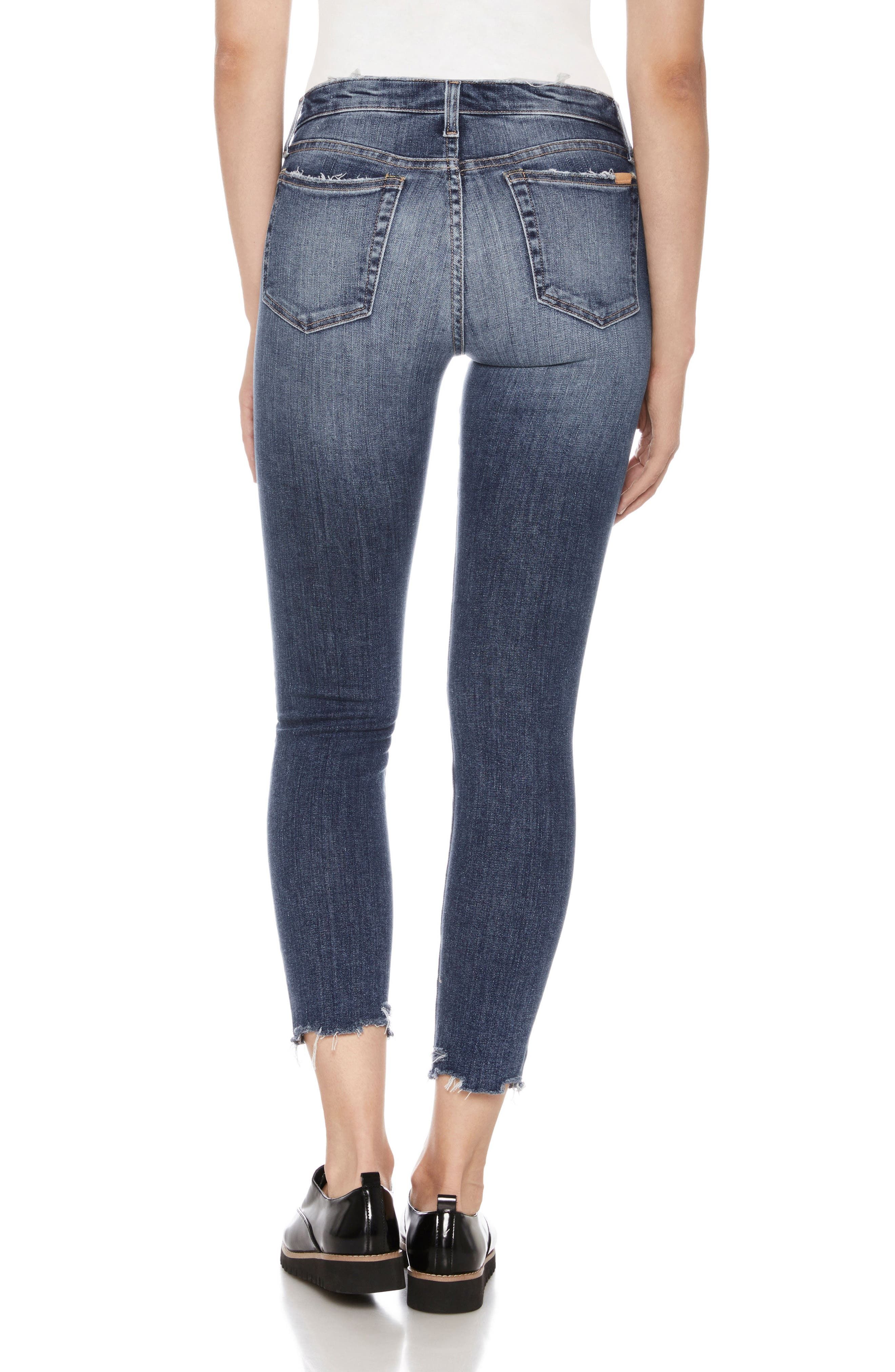 Flawless - Icon Crop Skinny Jeans,                             Alternate thumbnail 2, color,                             Aisha