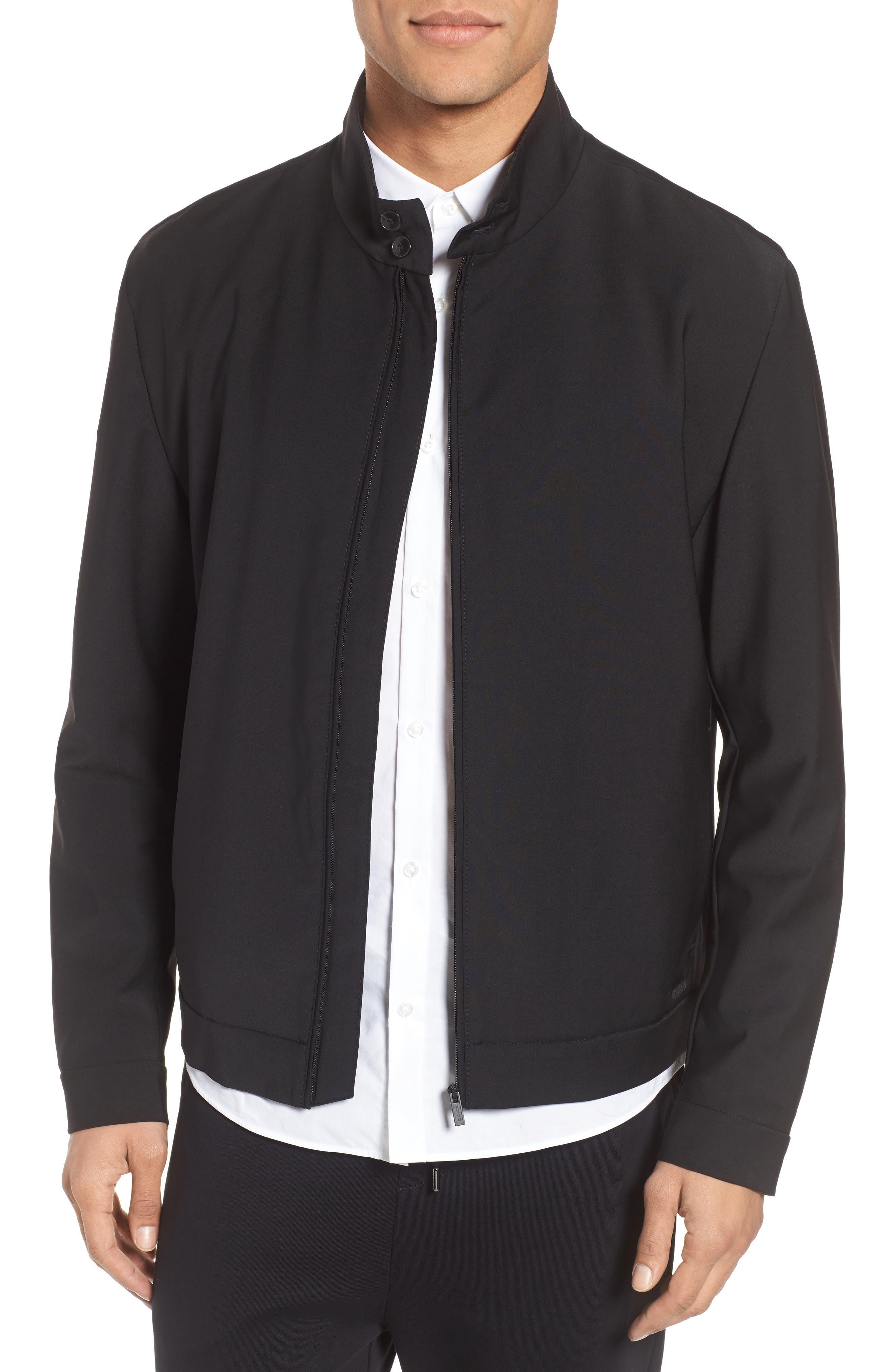 BOSS Bibon Slim Fit Jacket
