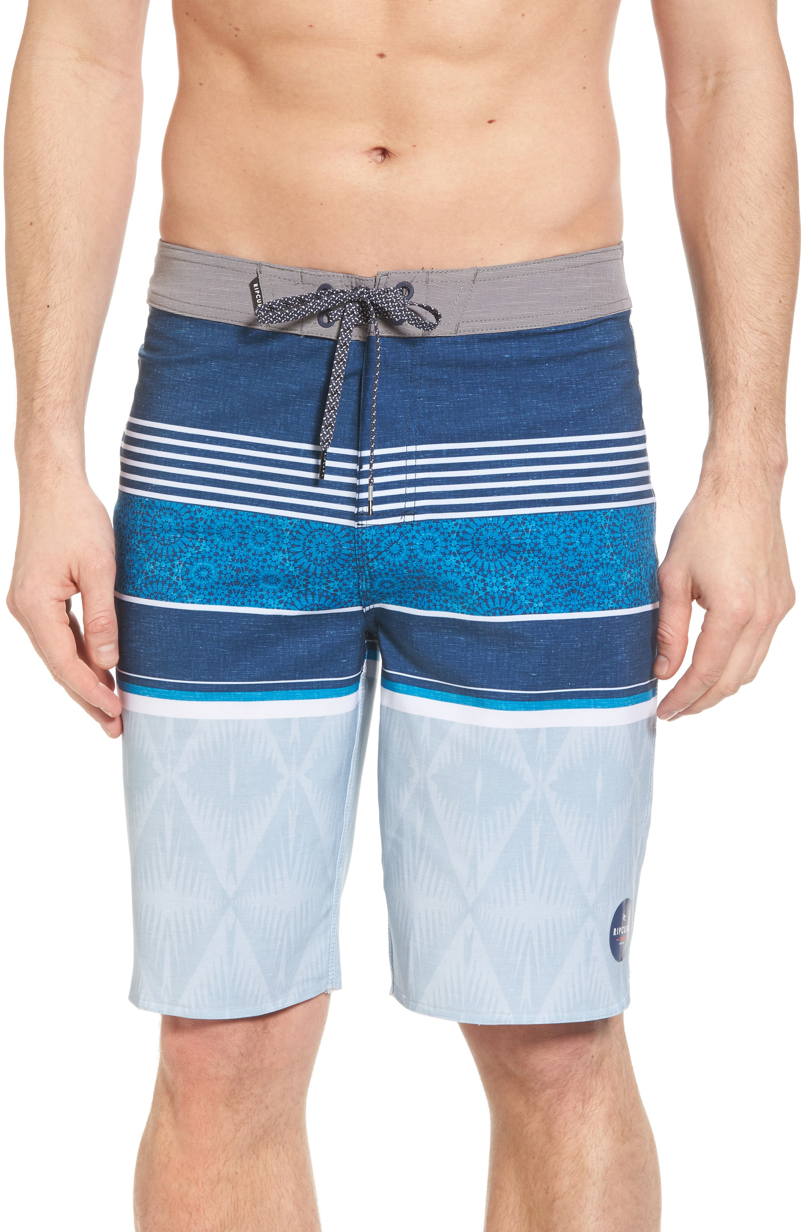 Mirage Sessions Board Shorts,                         Main,                         color, Navy