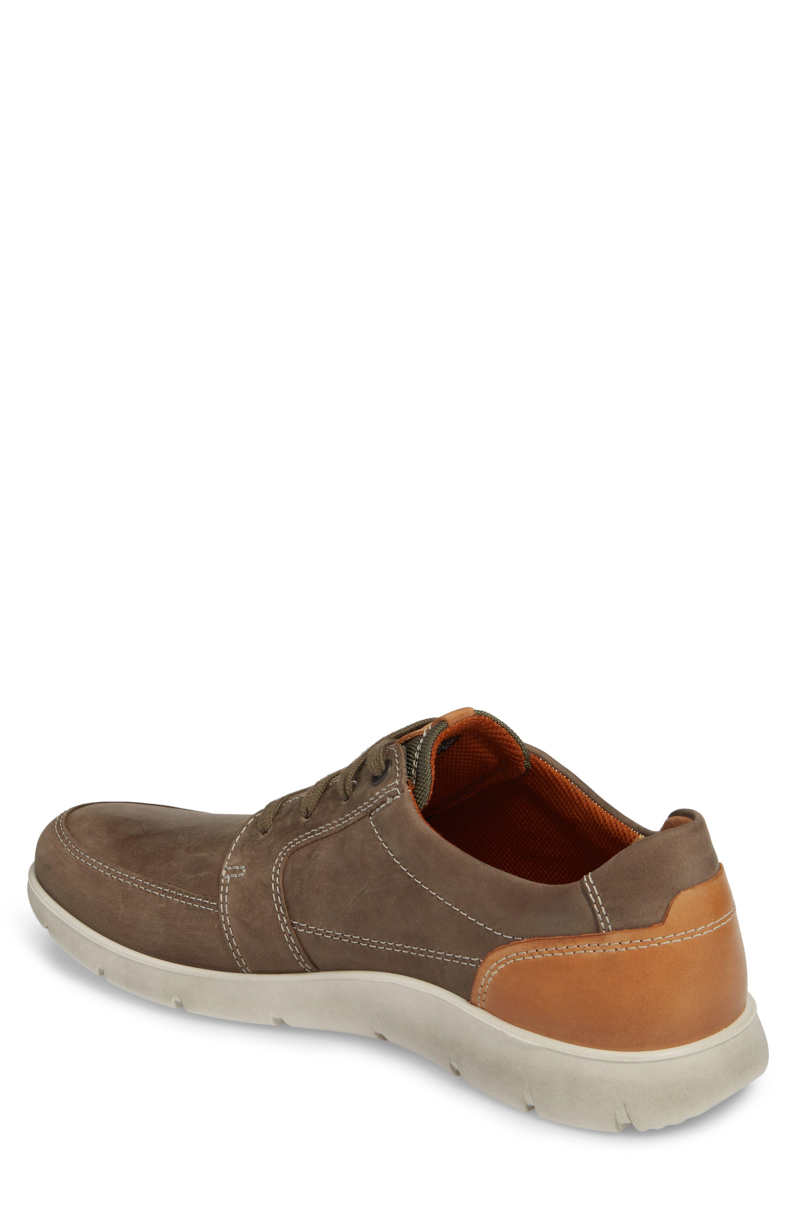 Alternate Image 2  - ECCO Iowa Casual Sneaker (Men)