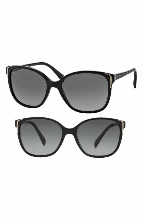 b53c7cd086d2 Prada 55mm Cat Eye Sunglasses