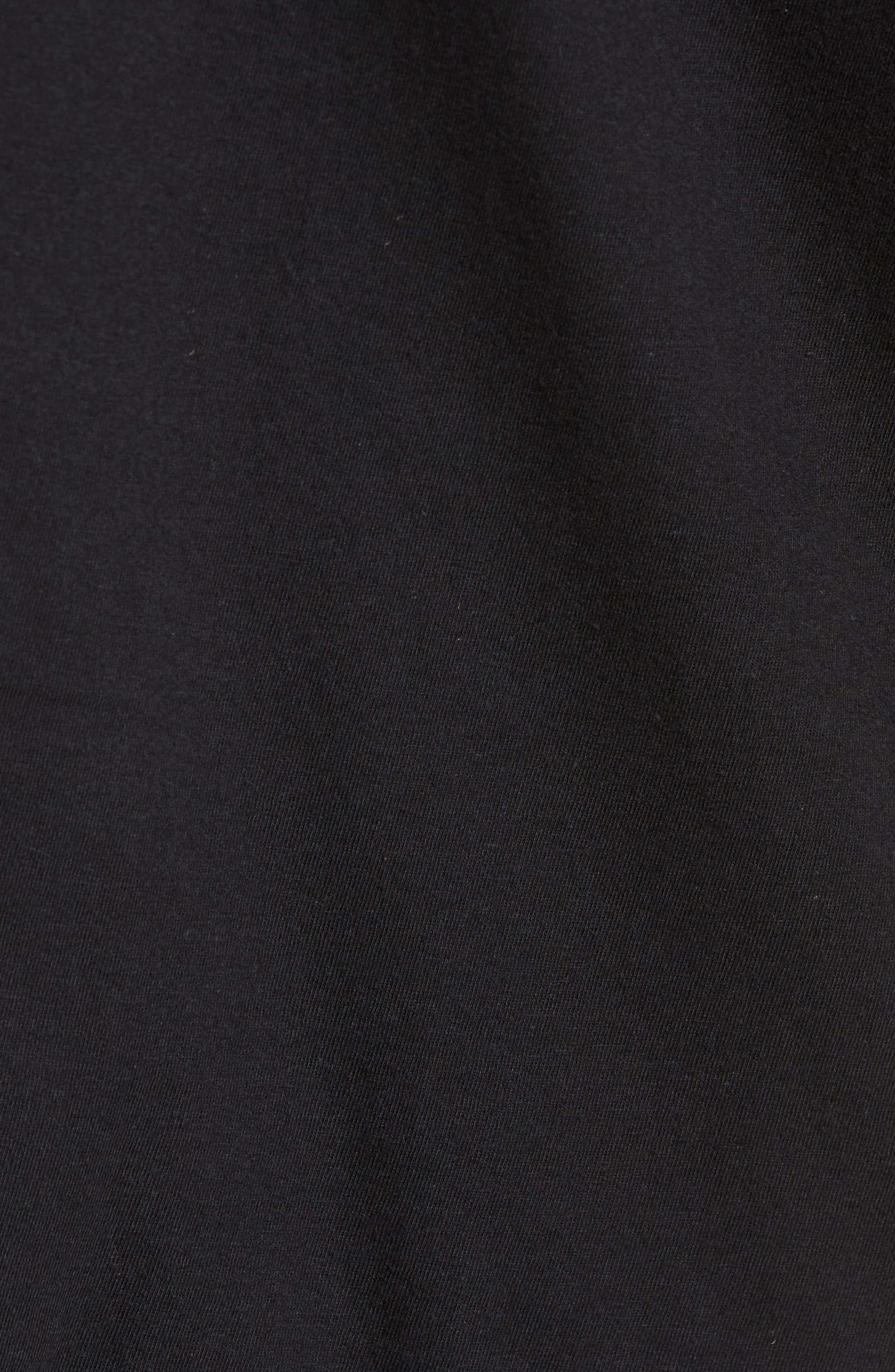 Digital Underground Graphic T-Shirt,                             Alternate thumbnail 5, color,                             Black Lightning D. Underground