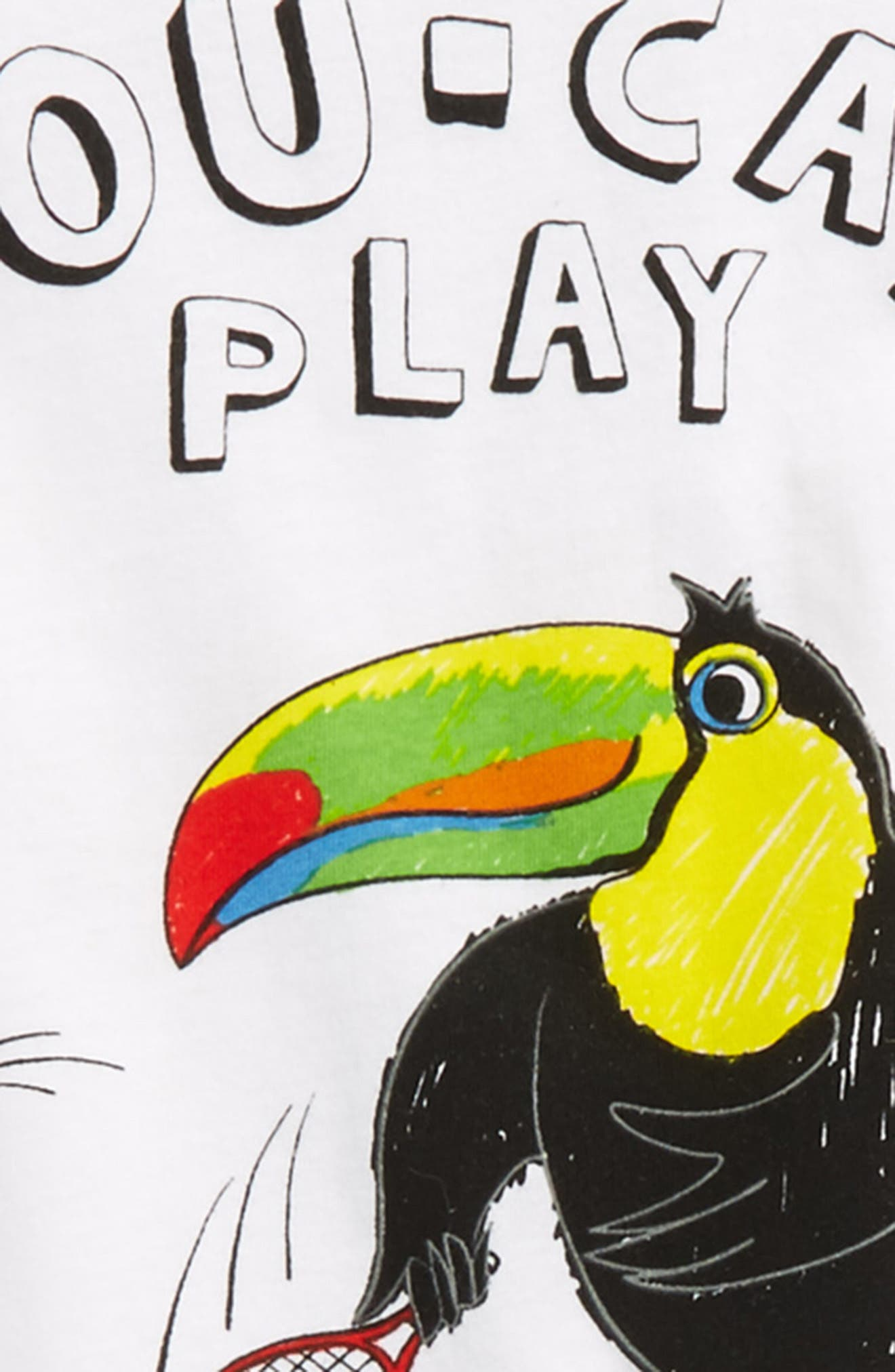 Alternate Image 2  - Sovereign Code Toucan Play Graphic T-Shirt (Toddler Boys & Little Boys)