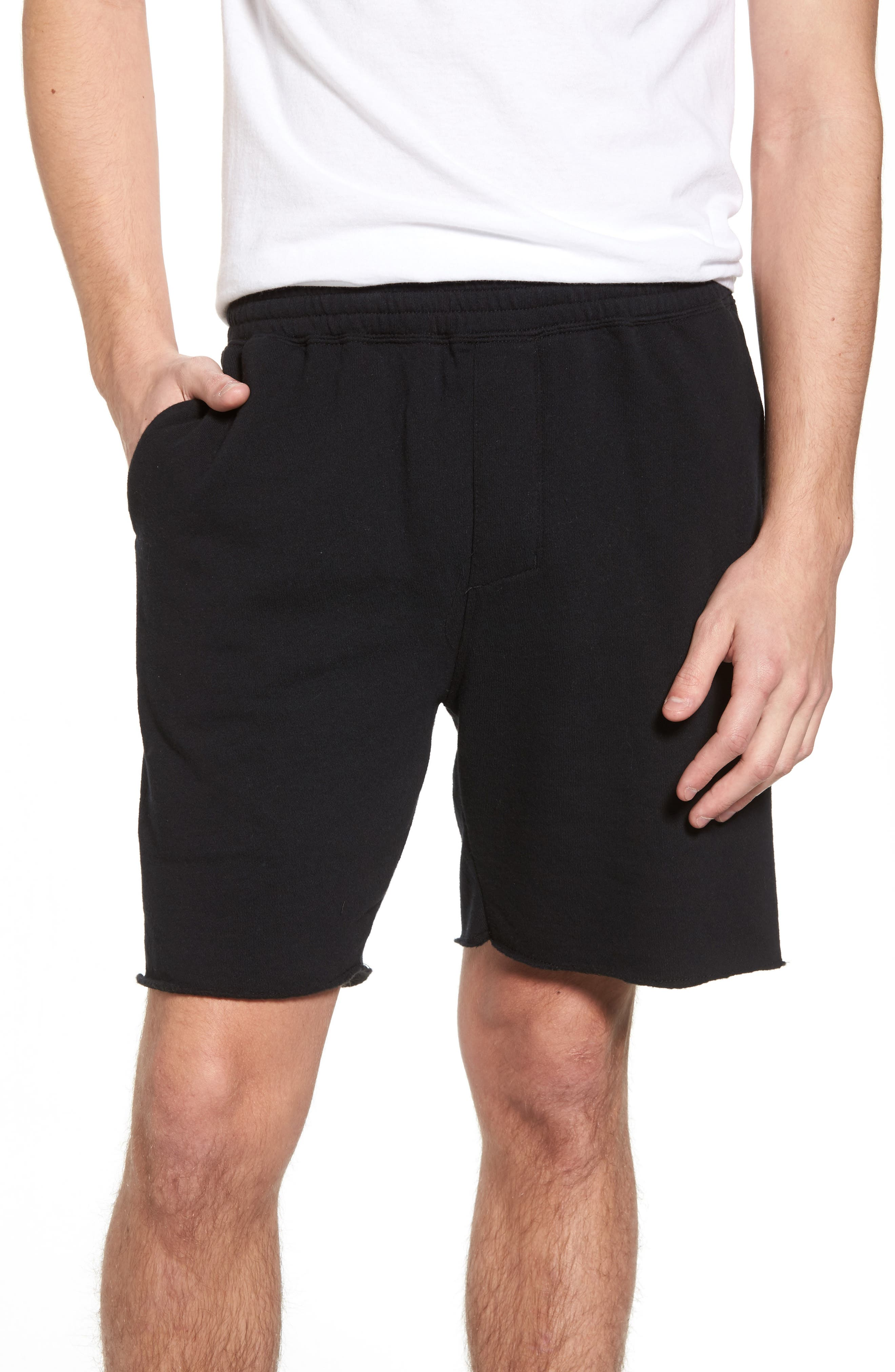 Hurley Beach Club Destroy Slim Fit Shorts