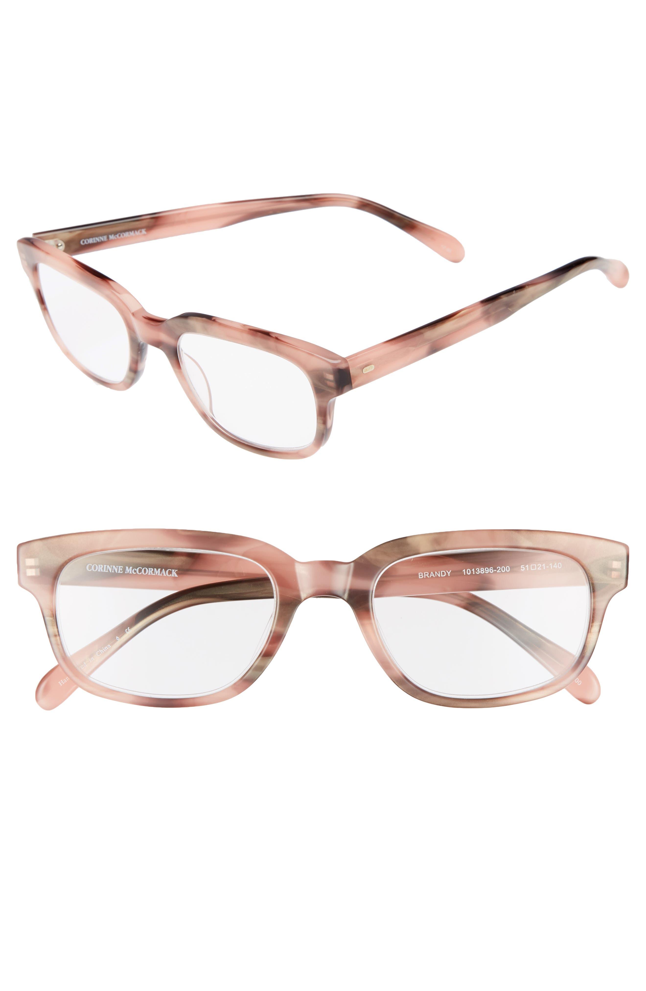 Main Image - Corrine McCormack Brandy 51mm Reading Glasses