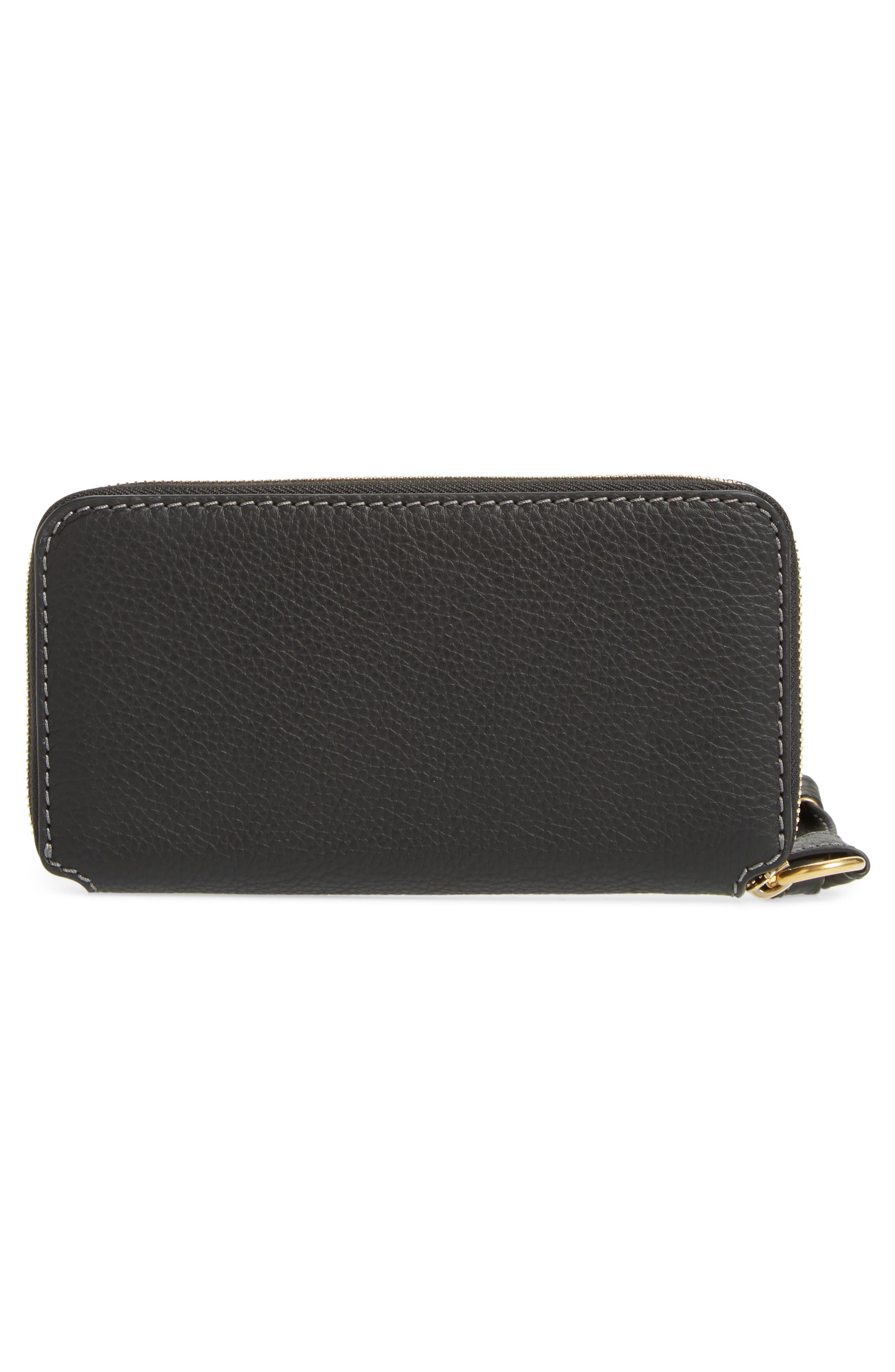 Alternate Image 4  - Chloé 'Marcie - Long' Zip Around Wallet