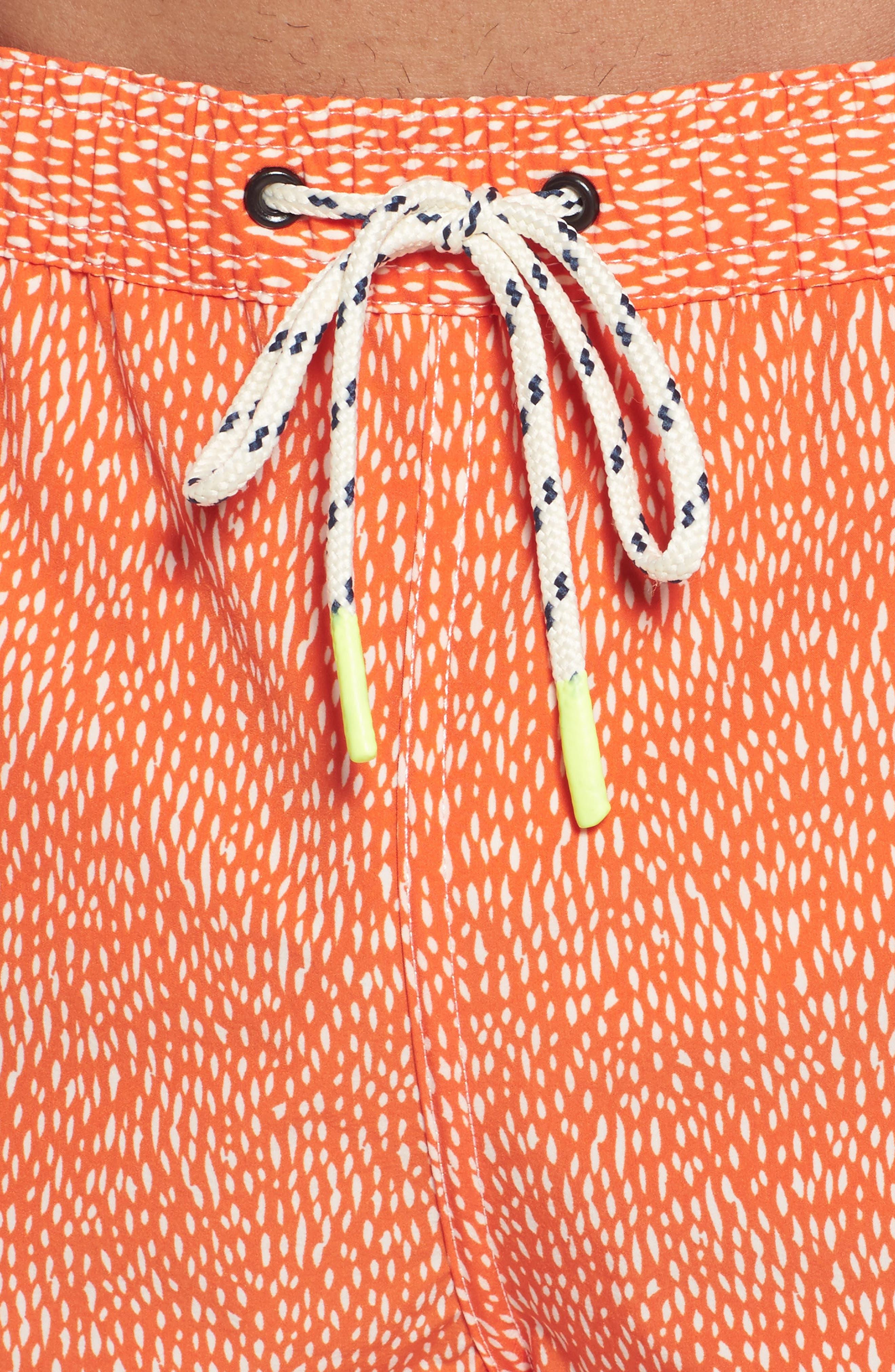Swim Shorts,                             Alternate thumbnail 4, color,                             Mango