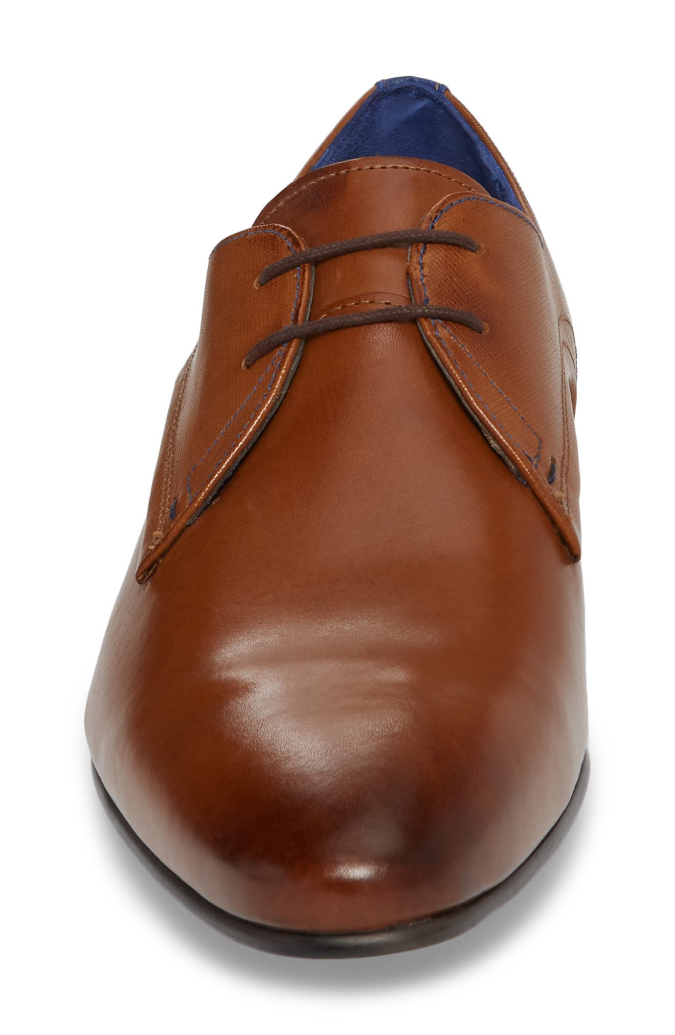 Alternate Image 4  - Ted Baker London Peair Plain Toe Derby (Men)
