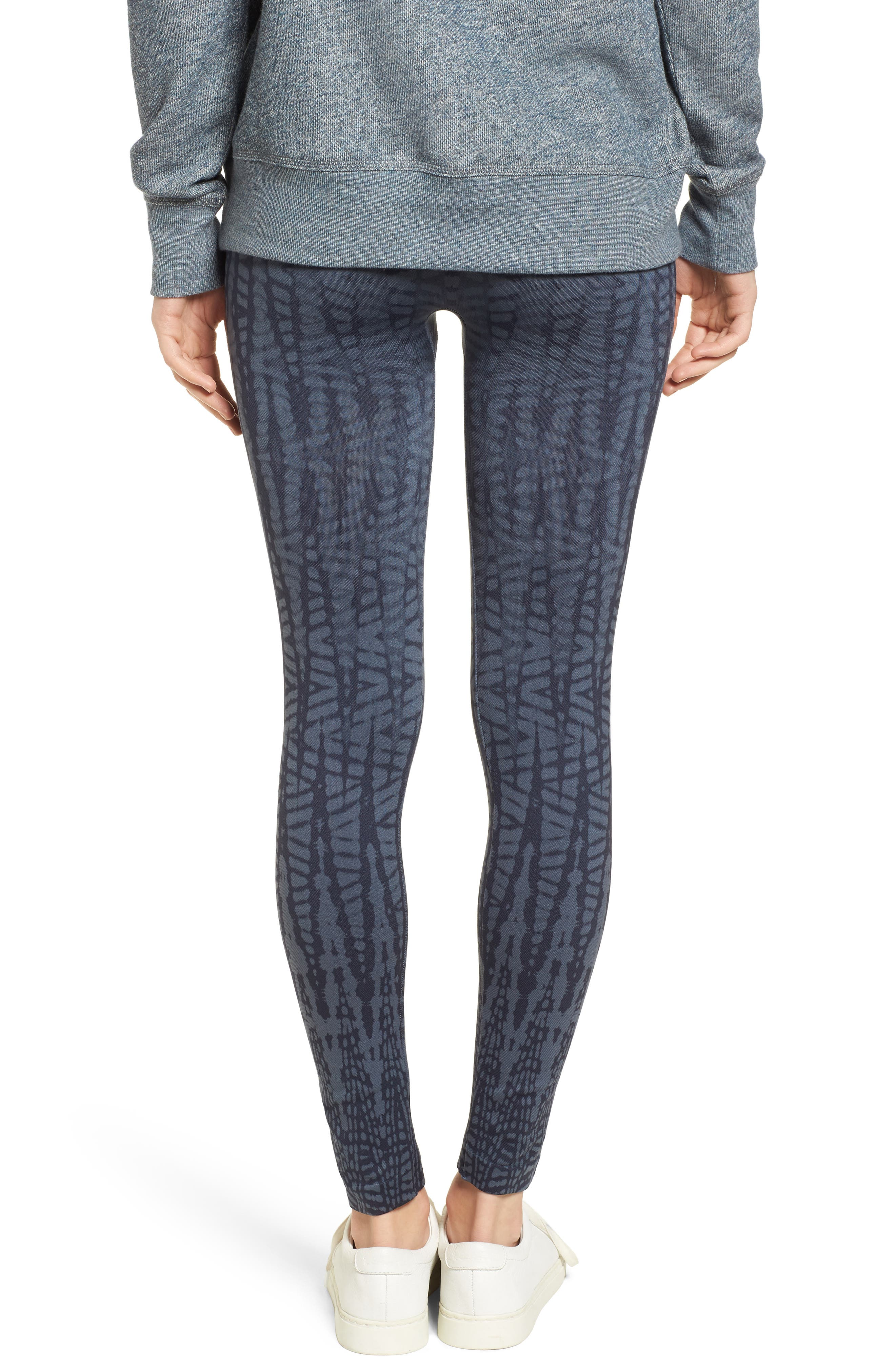 Alternate Image 2  - SPANX® Look at Me Now' Seamless Leggings