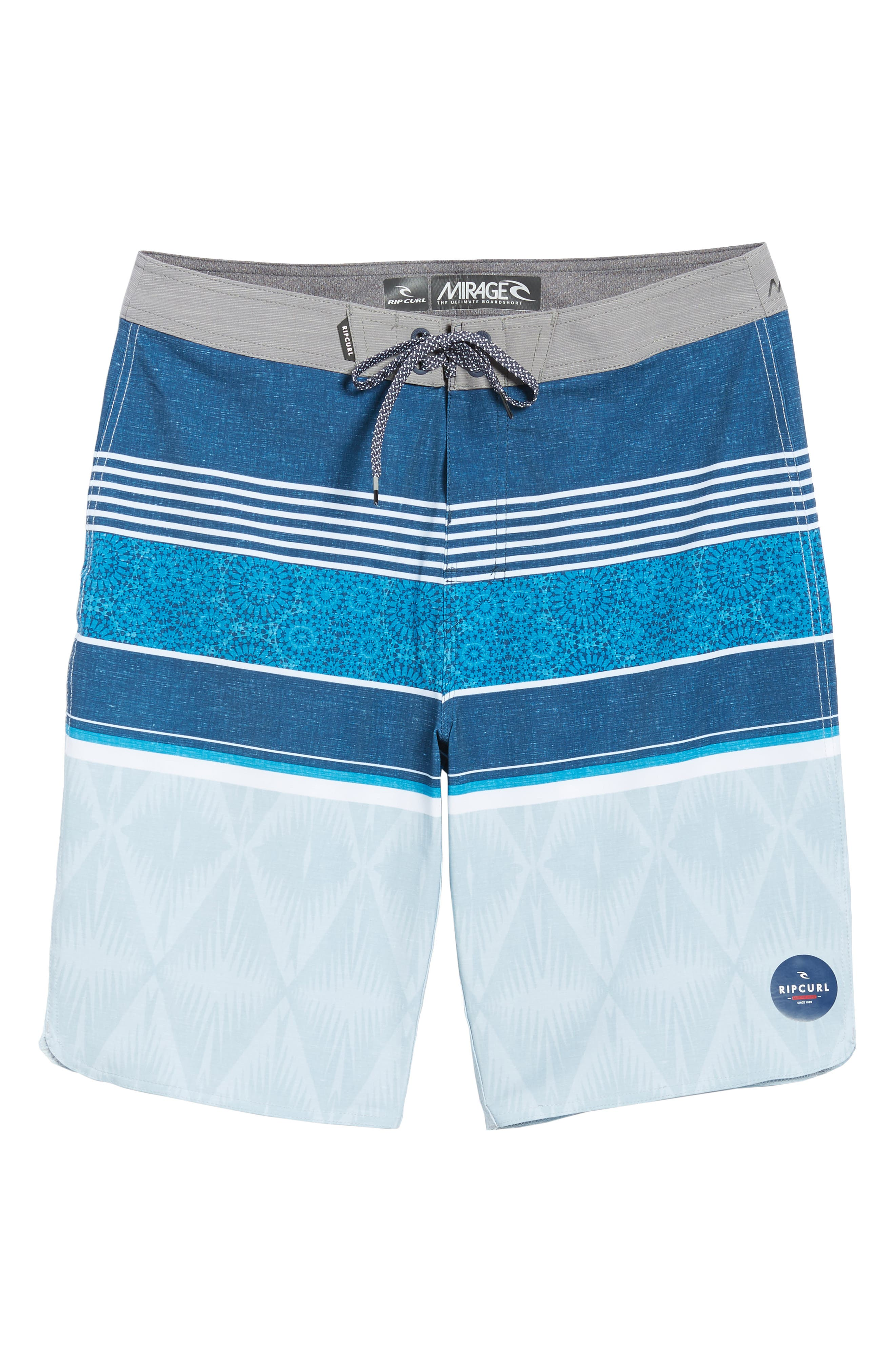 Mirage Sessions Board Shorts,                             Alternate thumbnail 5, color,                             Navy