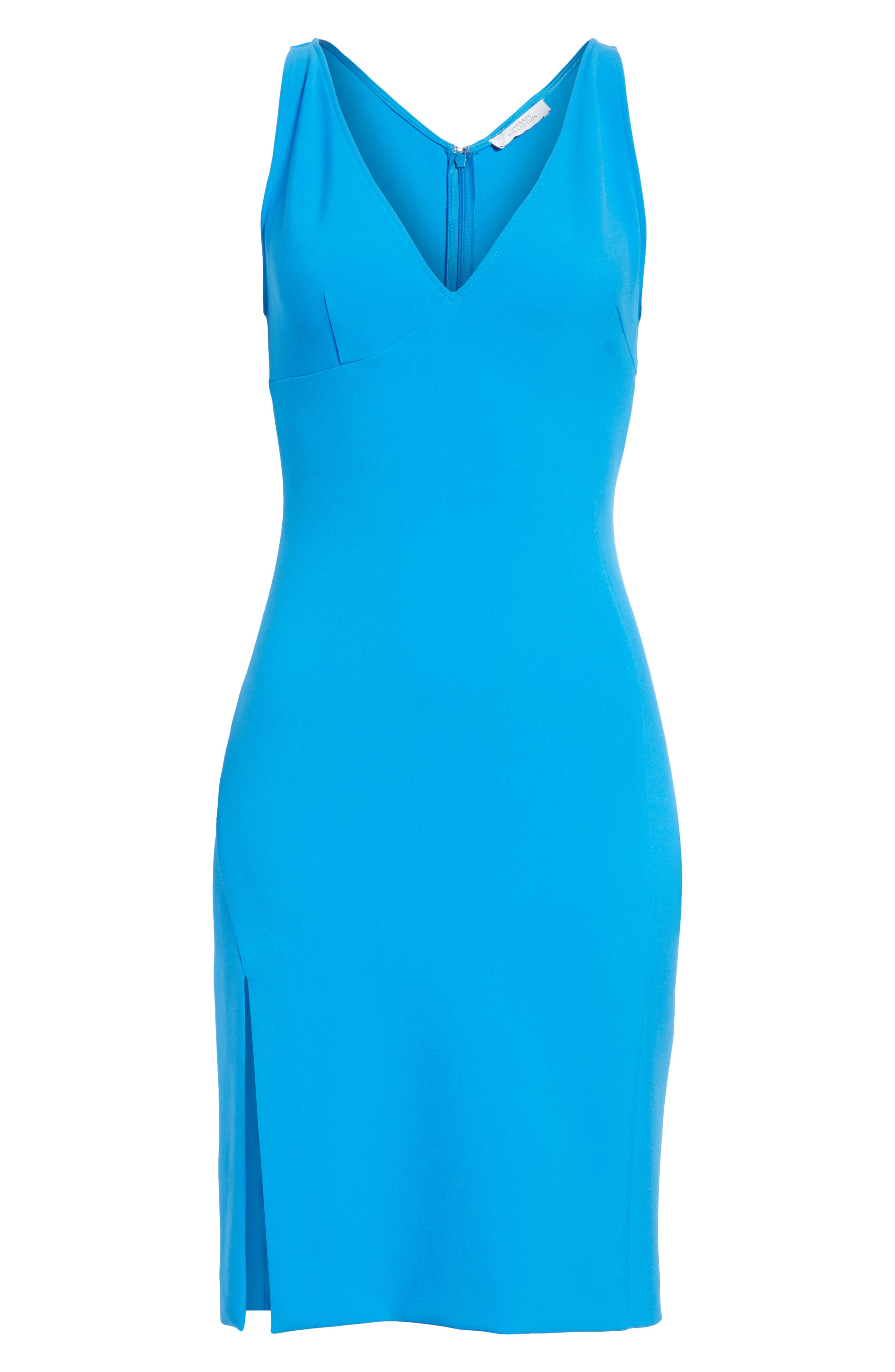 Alternate Image 6  - Versace Collection Stretch Cady Sheath Dress