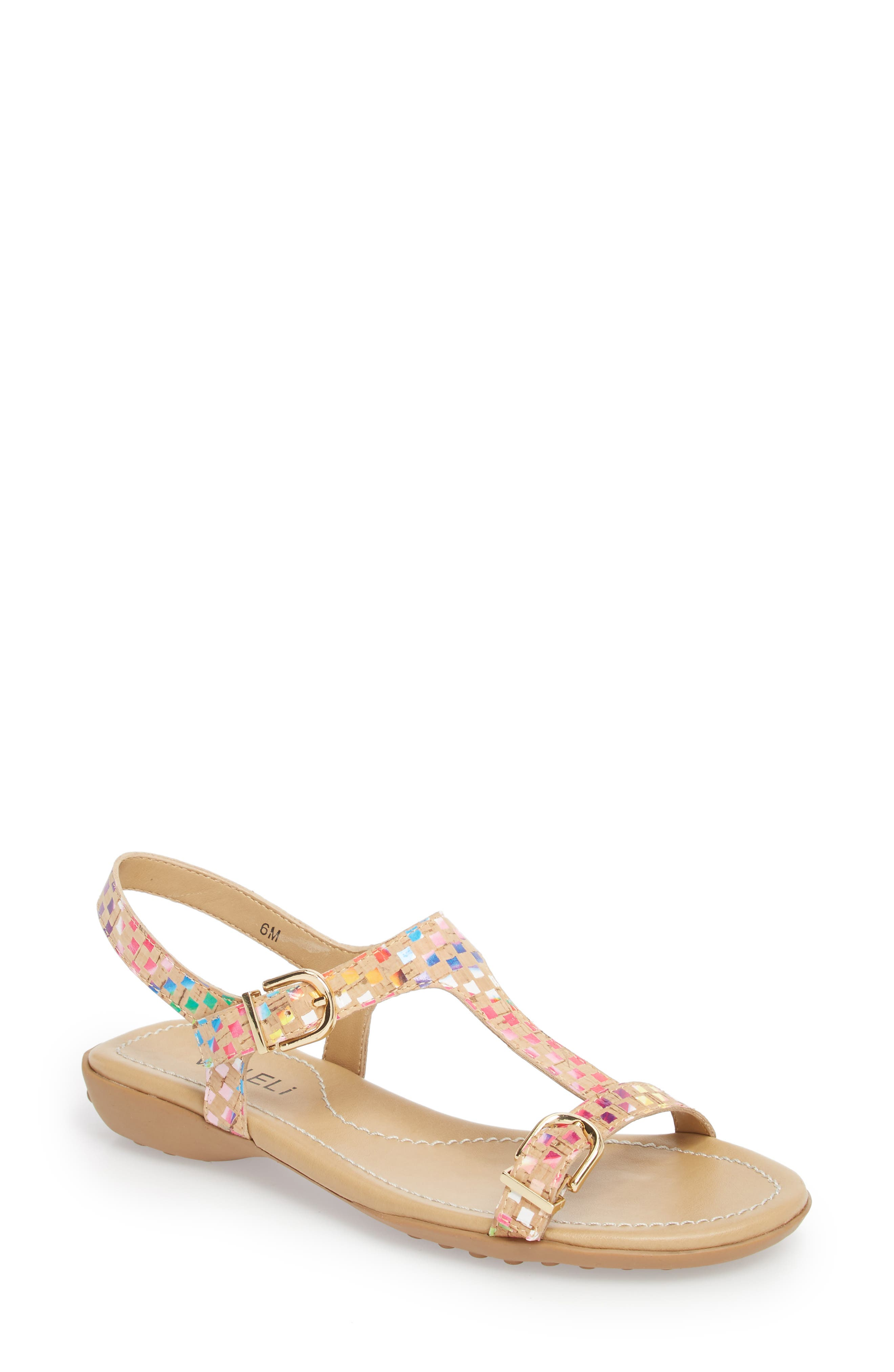 VANELi Taletha T-Strap Sandal (Women)