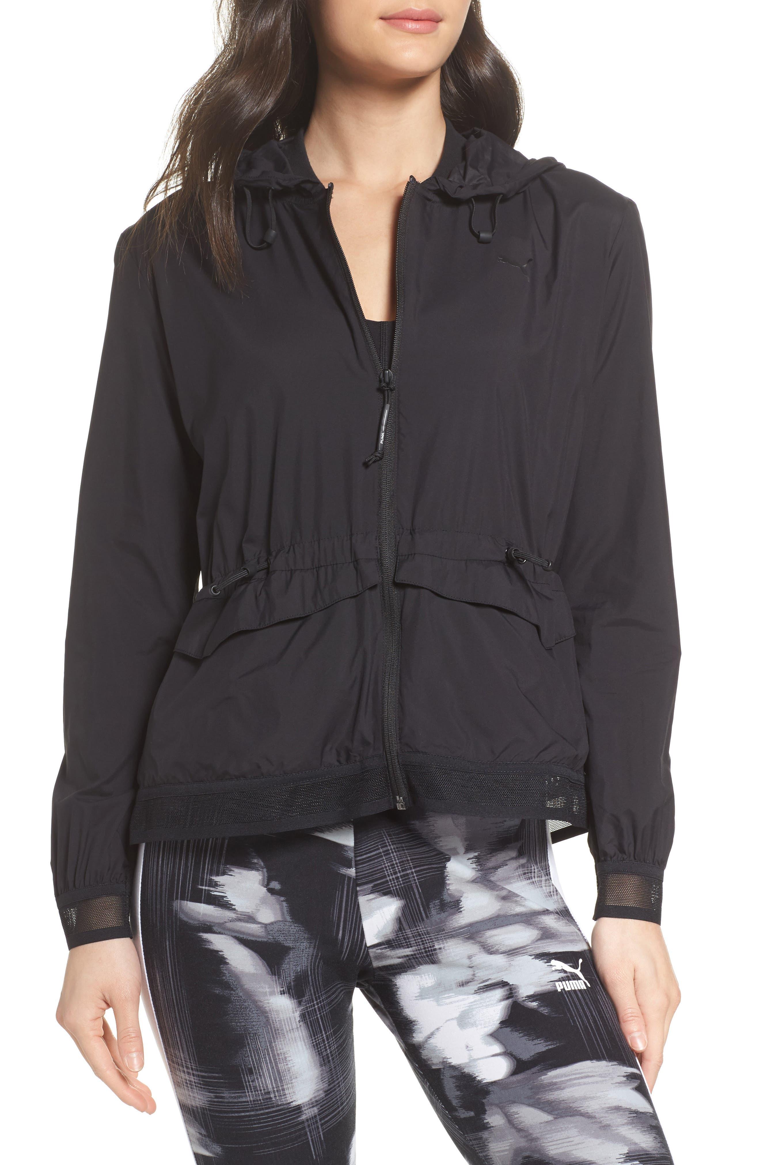 Alternate Image 1 Selected - Puma Evo Foldable Windrunner Jacket