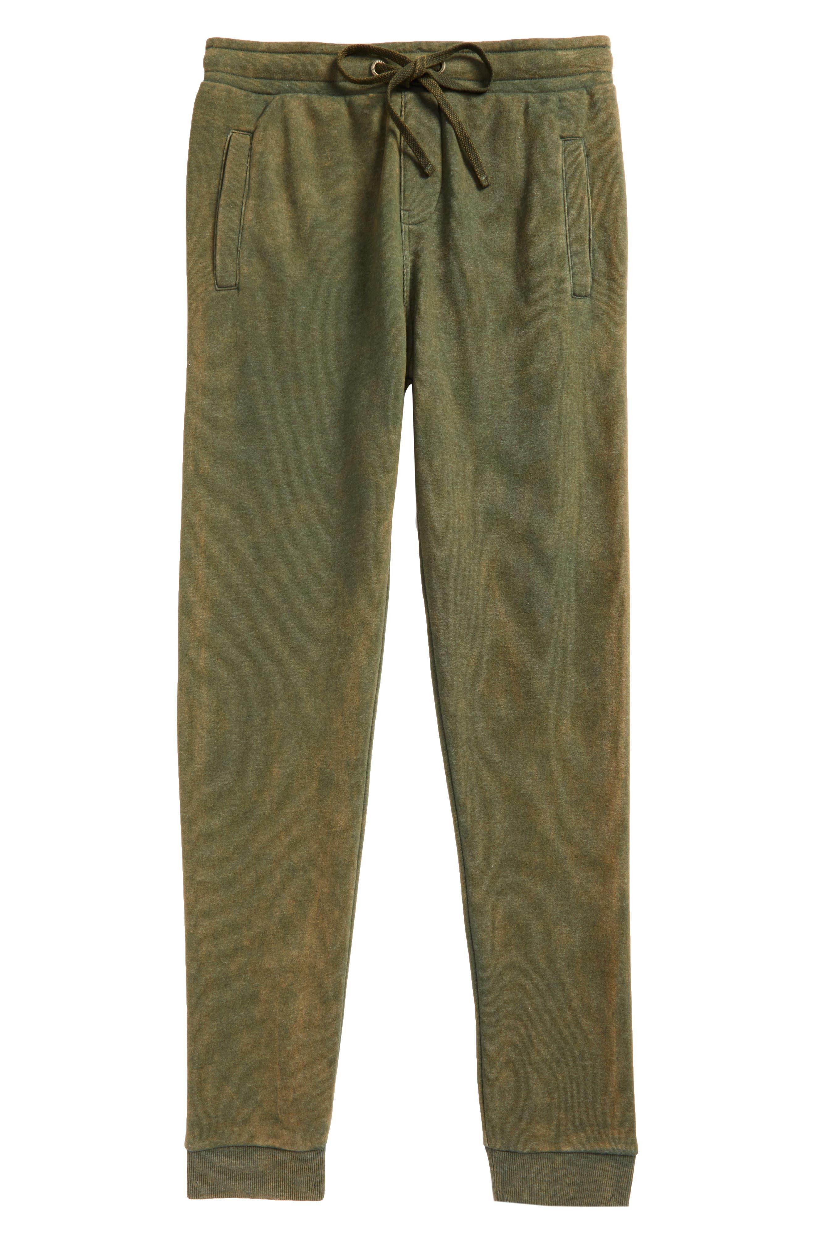 Fleece Pants,                         Main,                         color, Duffel Bag