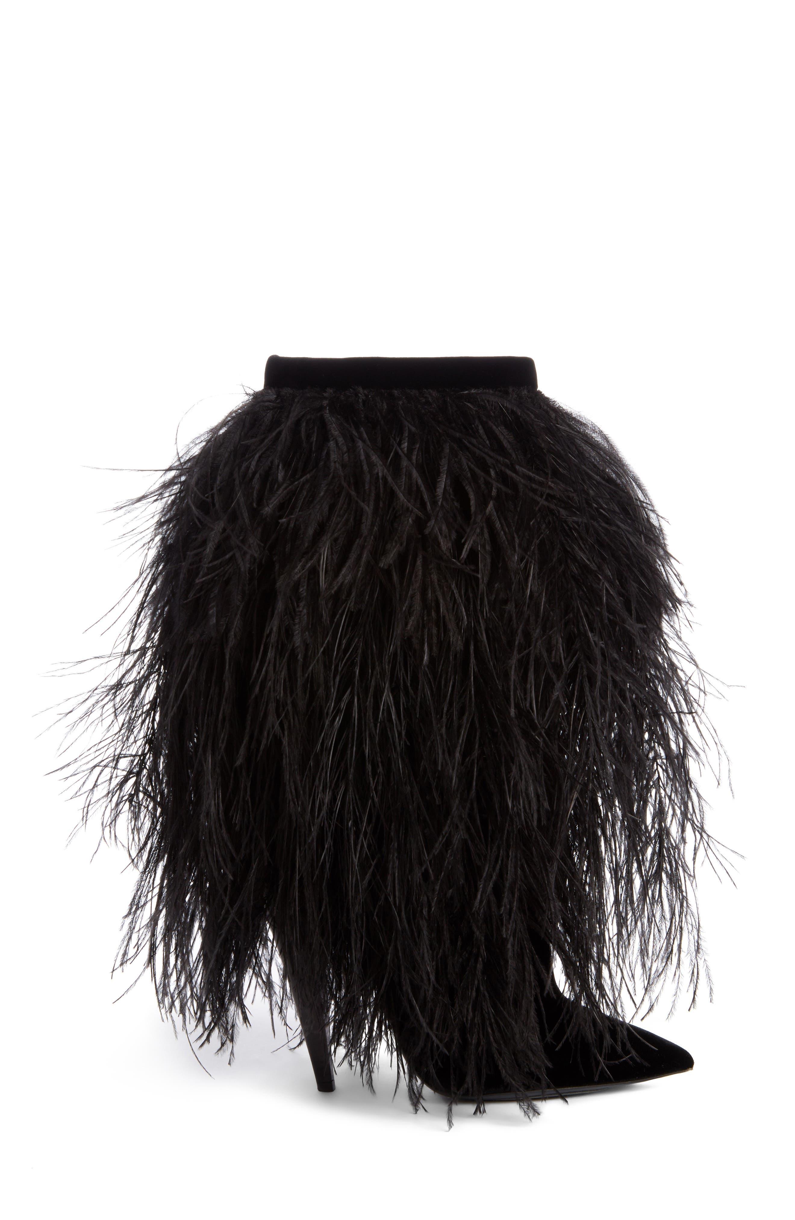 Alternate Image 3  - Saint Laurent Yeti Boot (Women)