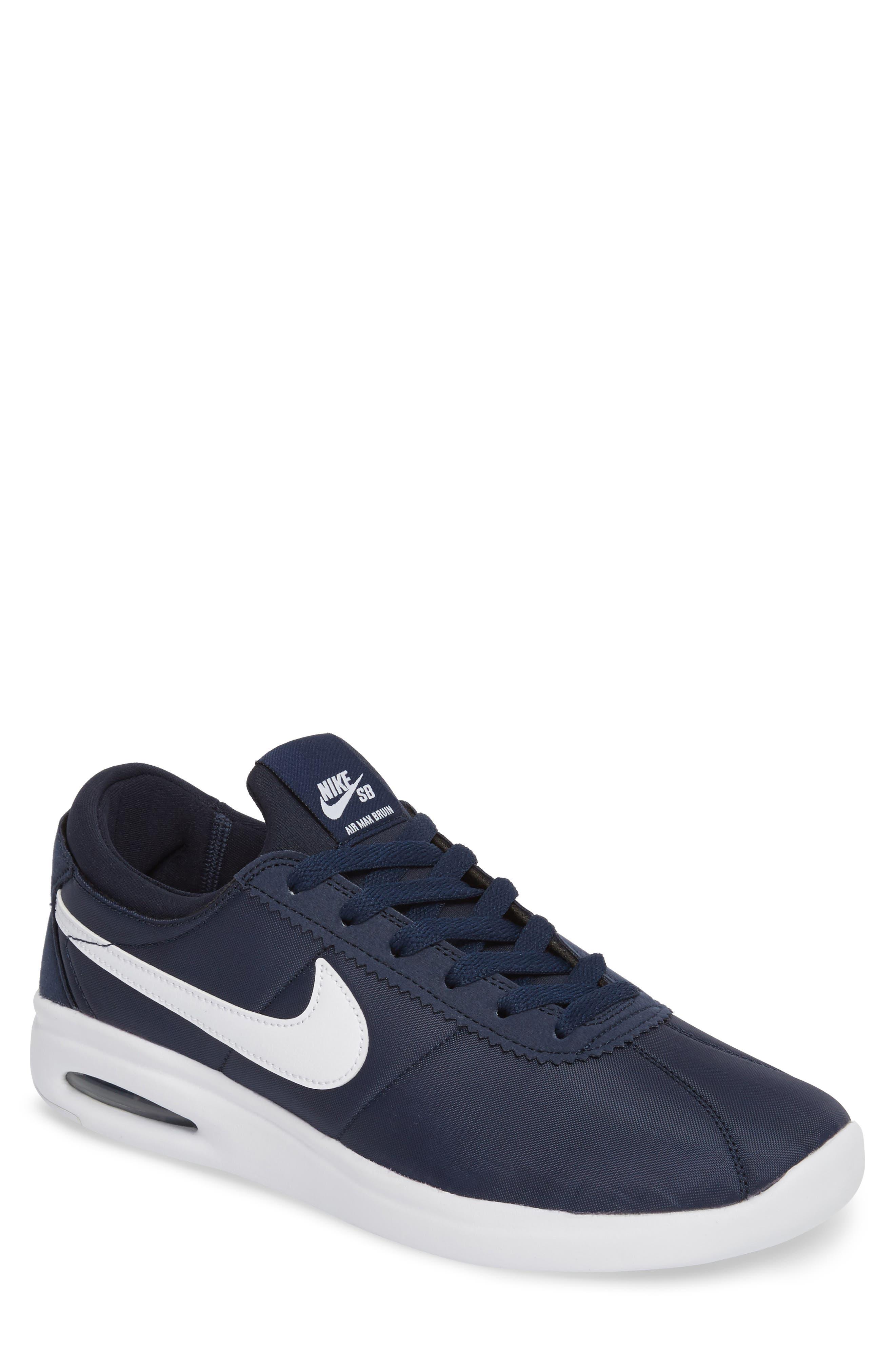 Nike SB Air Max Bruin Vapor TXT Skateboarding Sneaker (Men)
