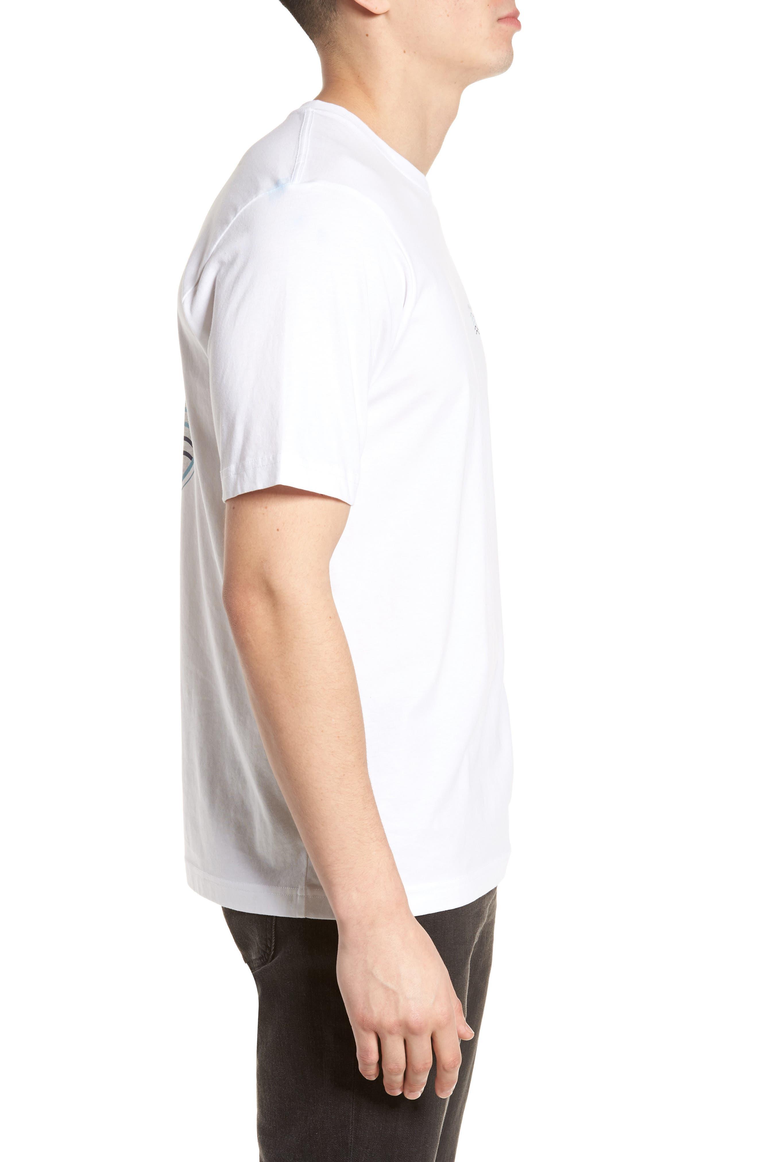 Alternate Image 3  - Travis Mathew Double Take Graphic T-Shirt