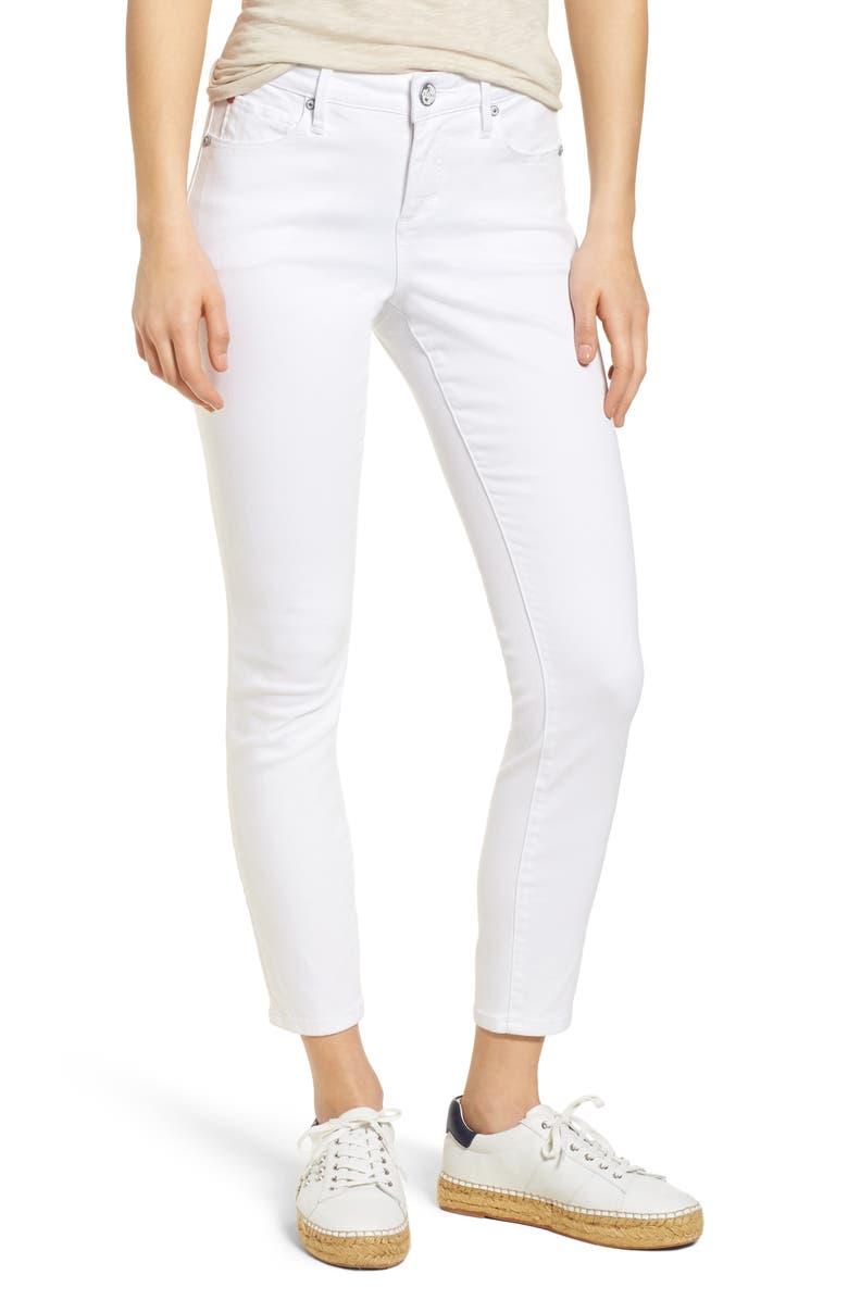 SLINK Ankle Skinny Jeans