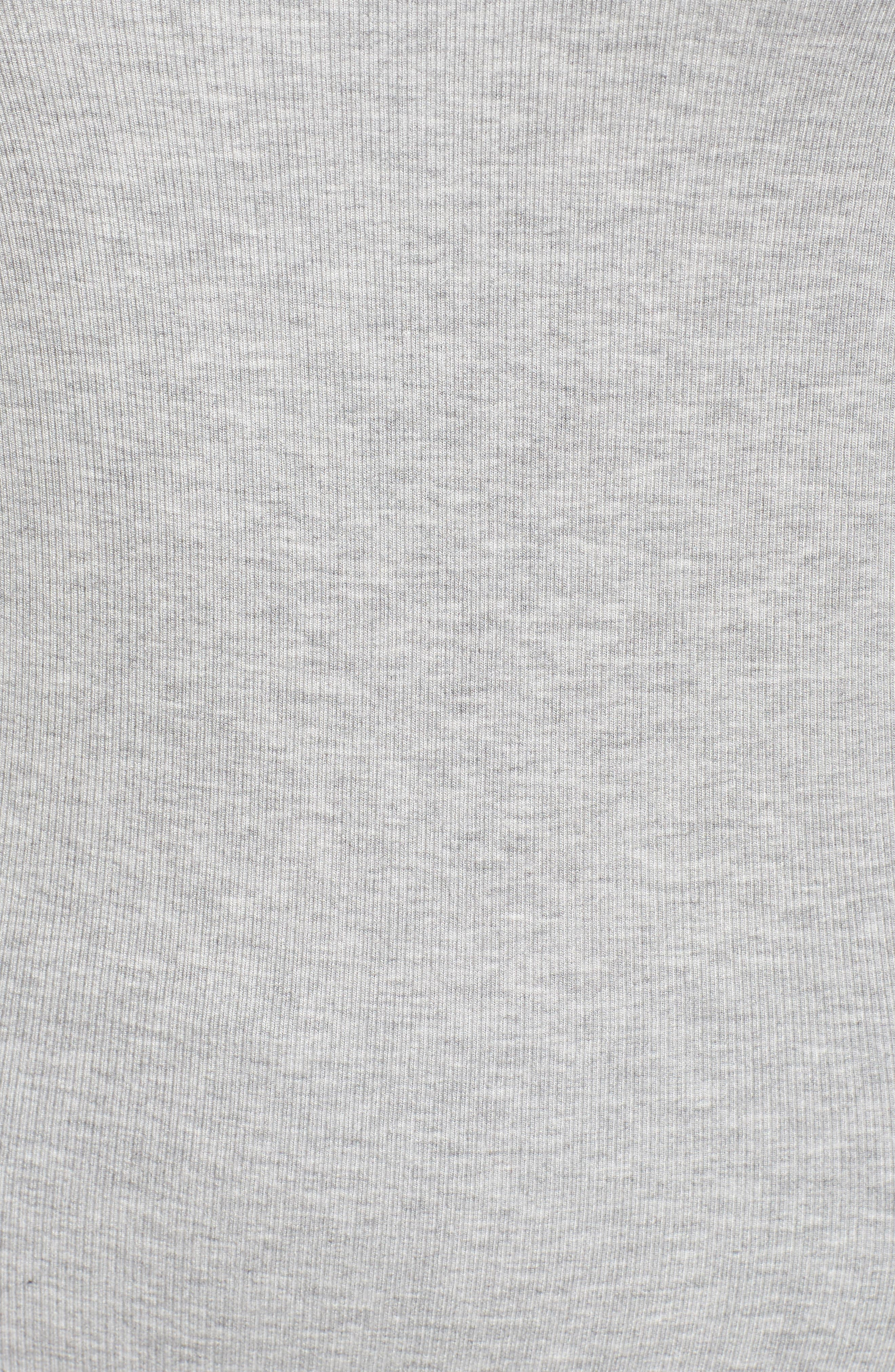 Alley Tee,                             Alternate thumbnail 6, color,                             Light Heather Grey