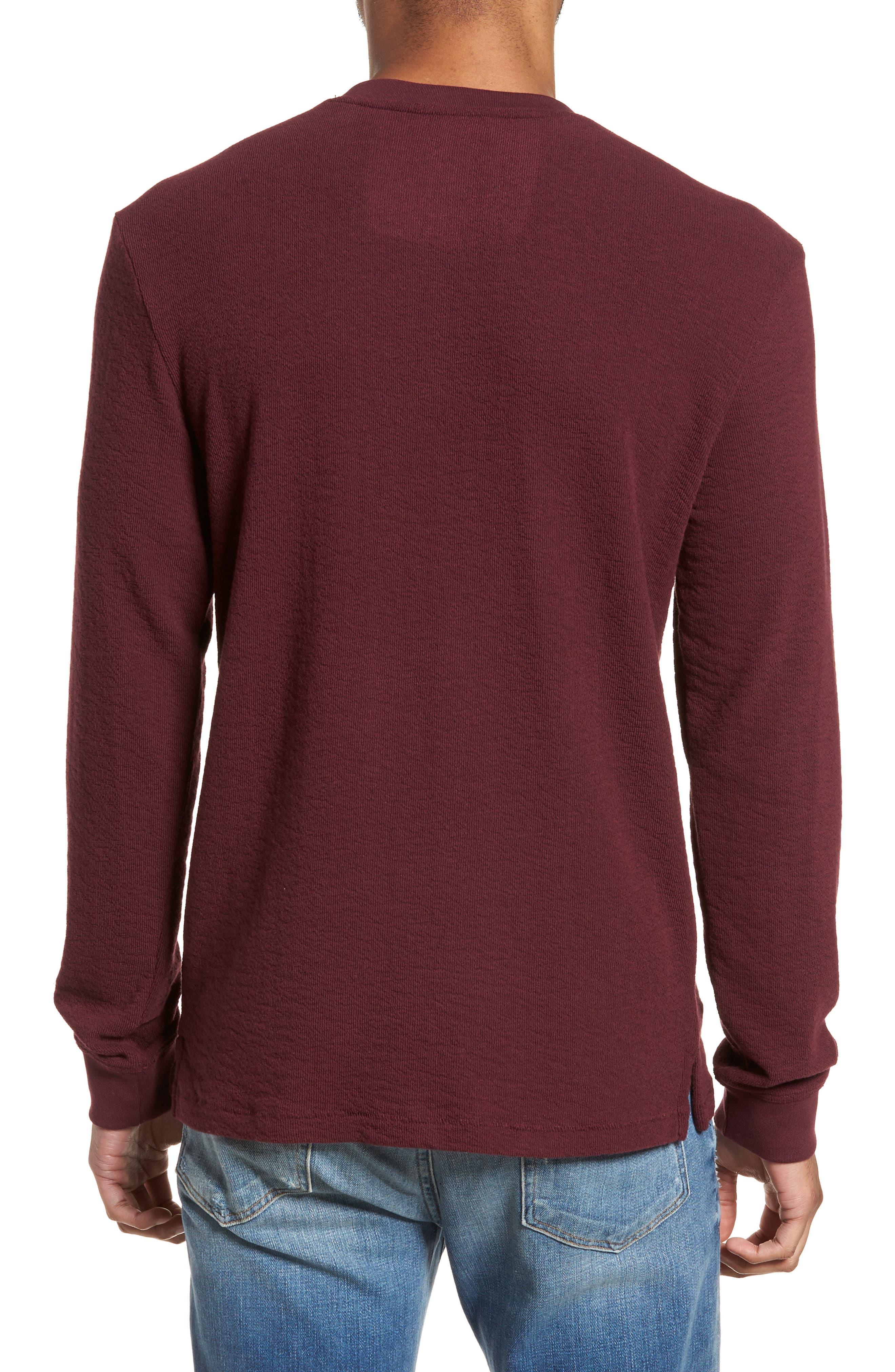 Alternate Image 2  - Treasure & Bond Canyon Long Sleeve Henley T-Shirt