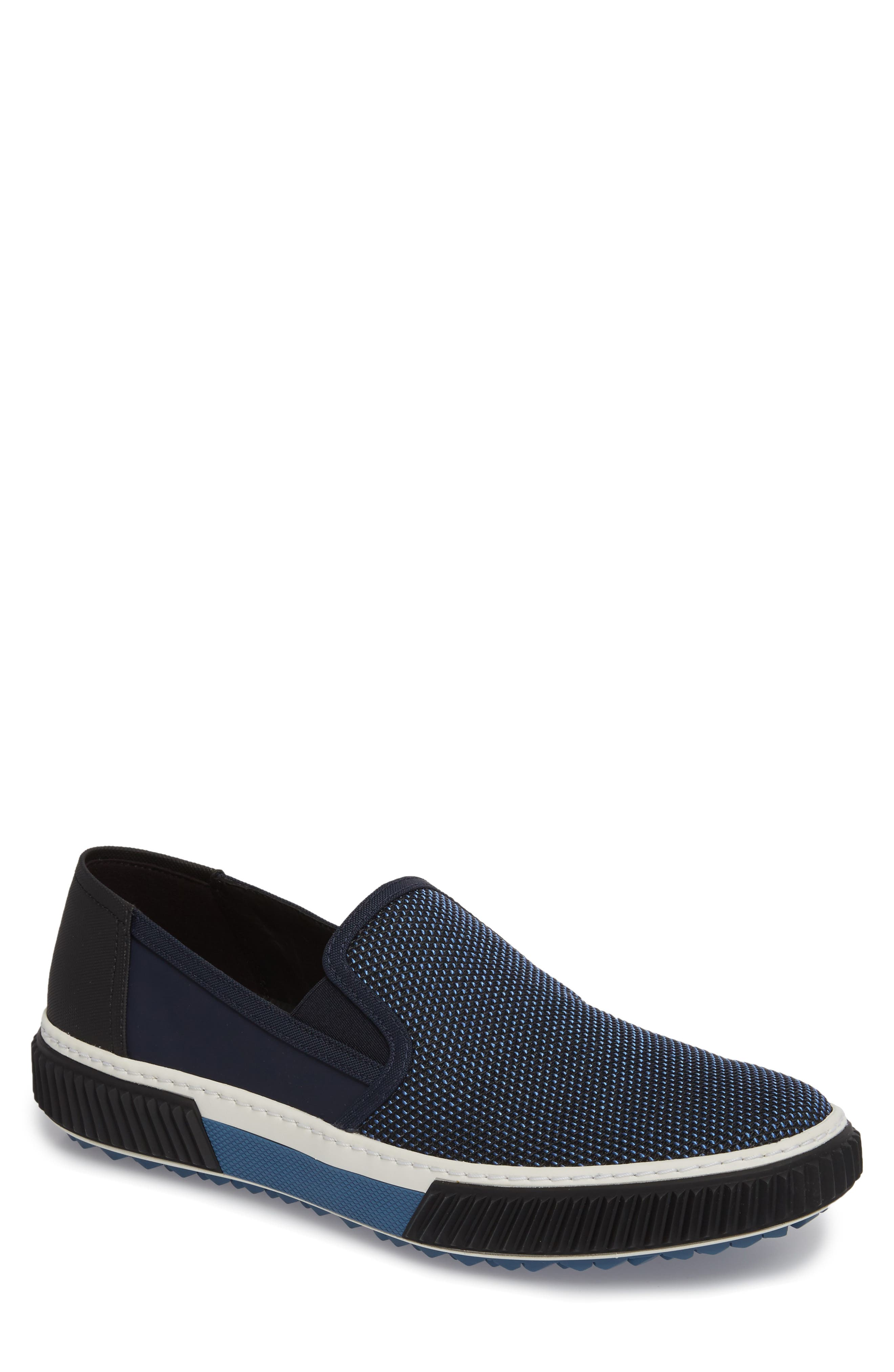 Linea Rossa Skate Slip-On,                         Main,                         color, Baltic Blue