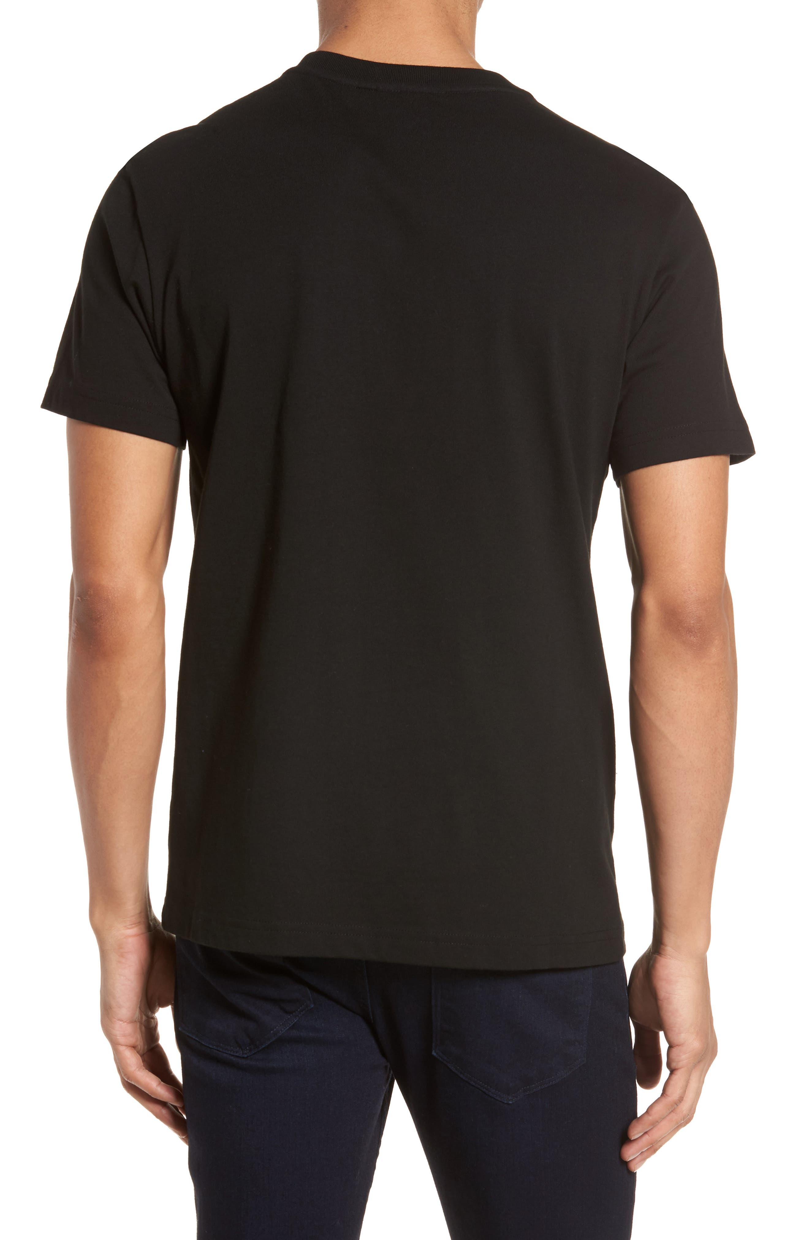 Alternate Image 2  - Lacoste Crocodile T-Shirt