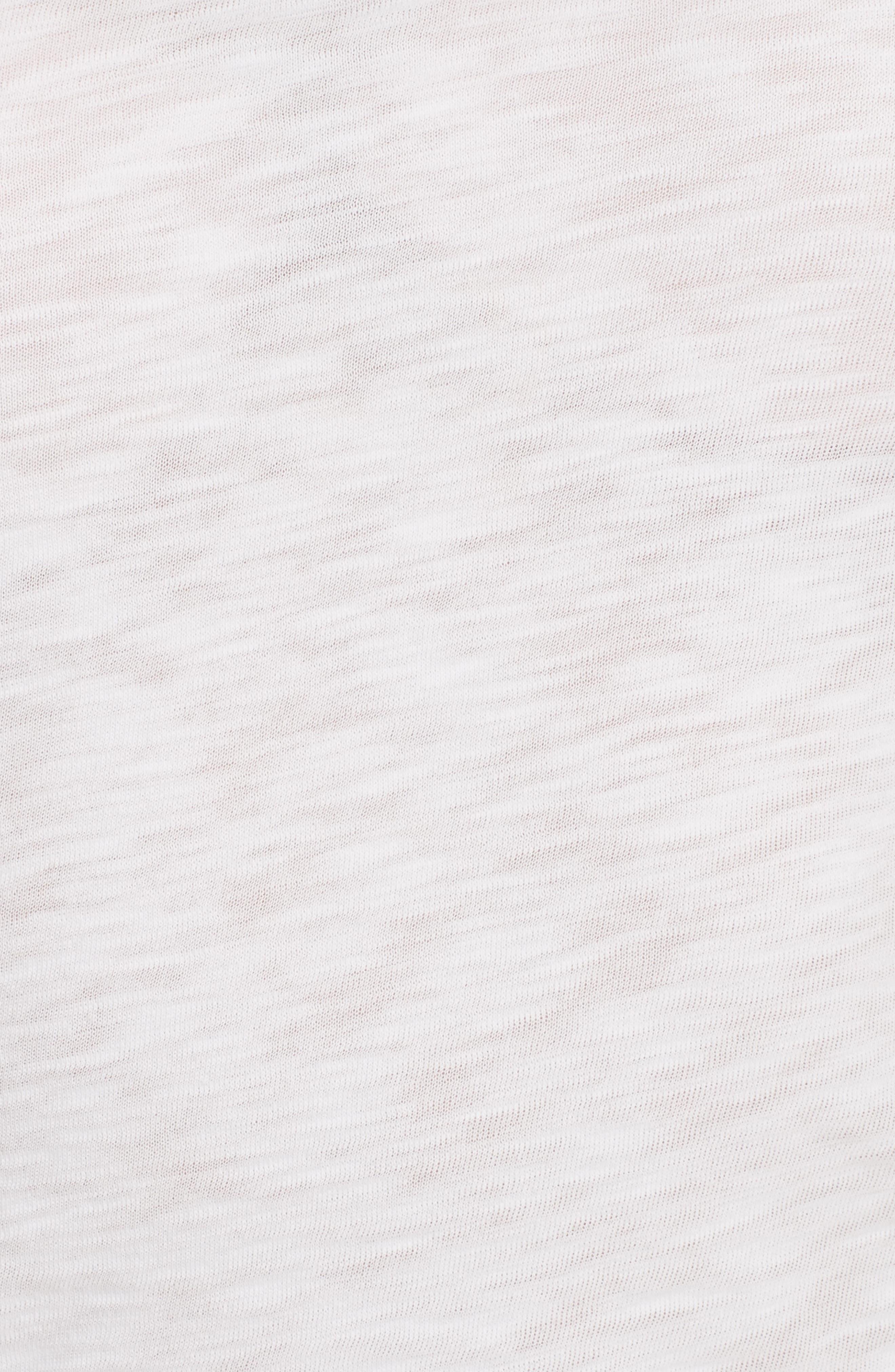 Nebulous Tiny Tee,                             Alternate thumbnail 5, color,                             White