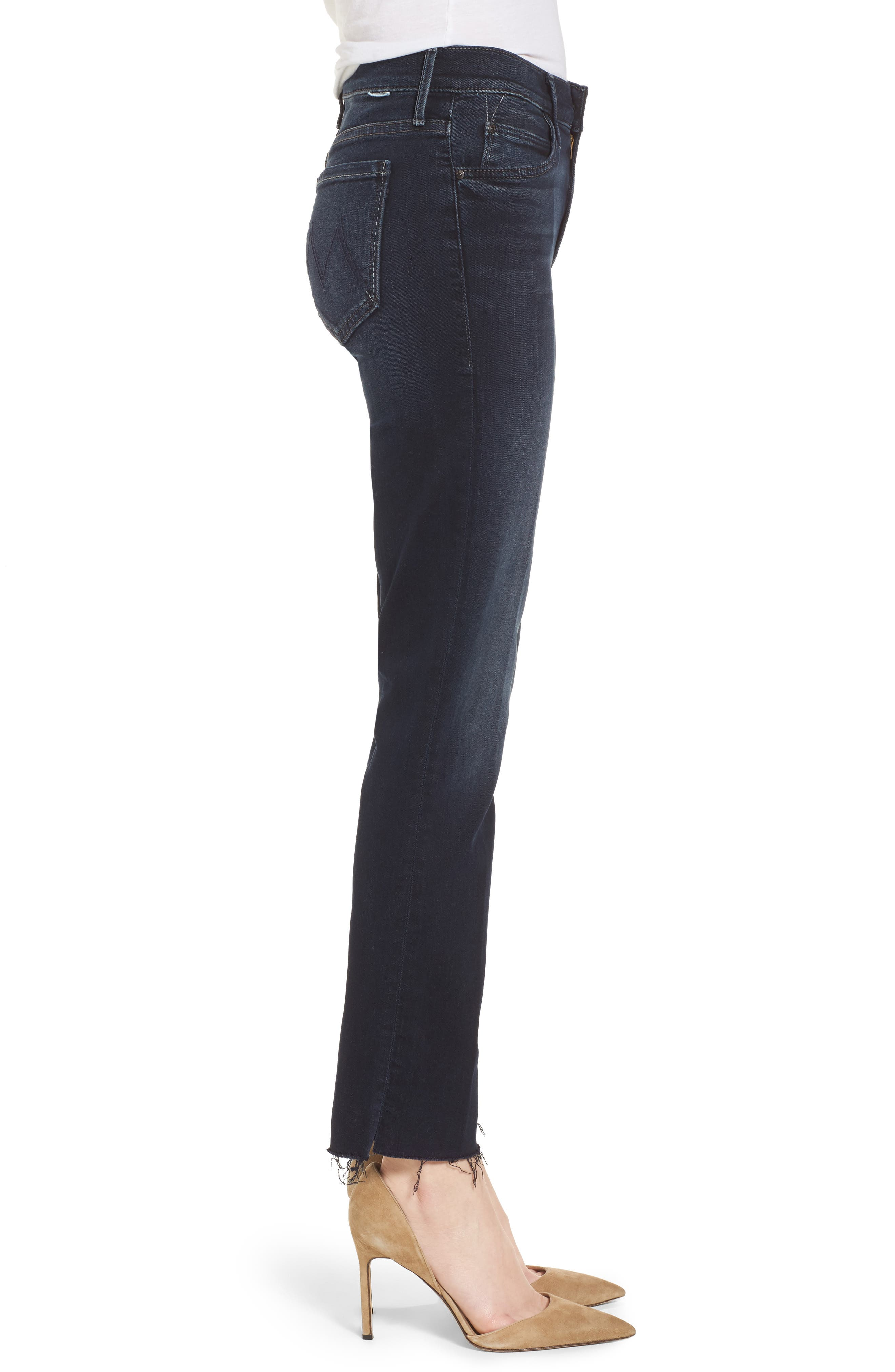 The Rascal Ankle Straight Leg Jeans,                             Alternate thumbnail 3, color,                             Last Call