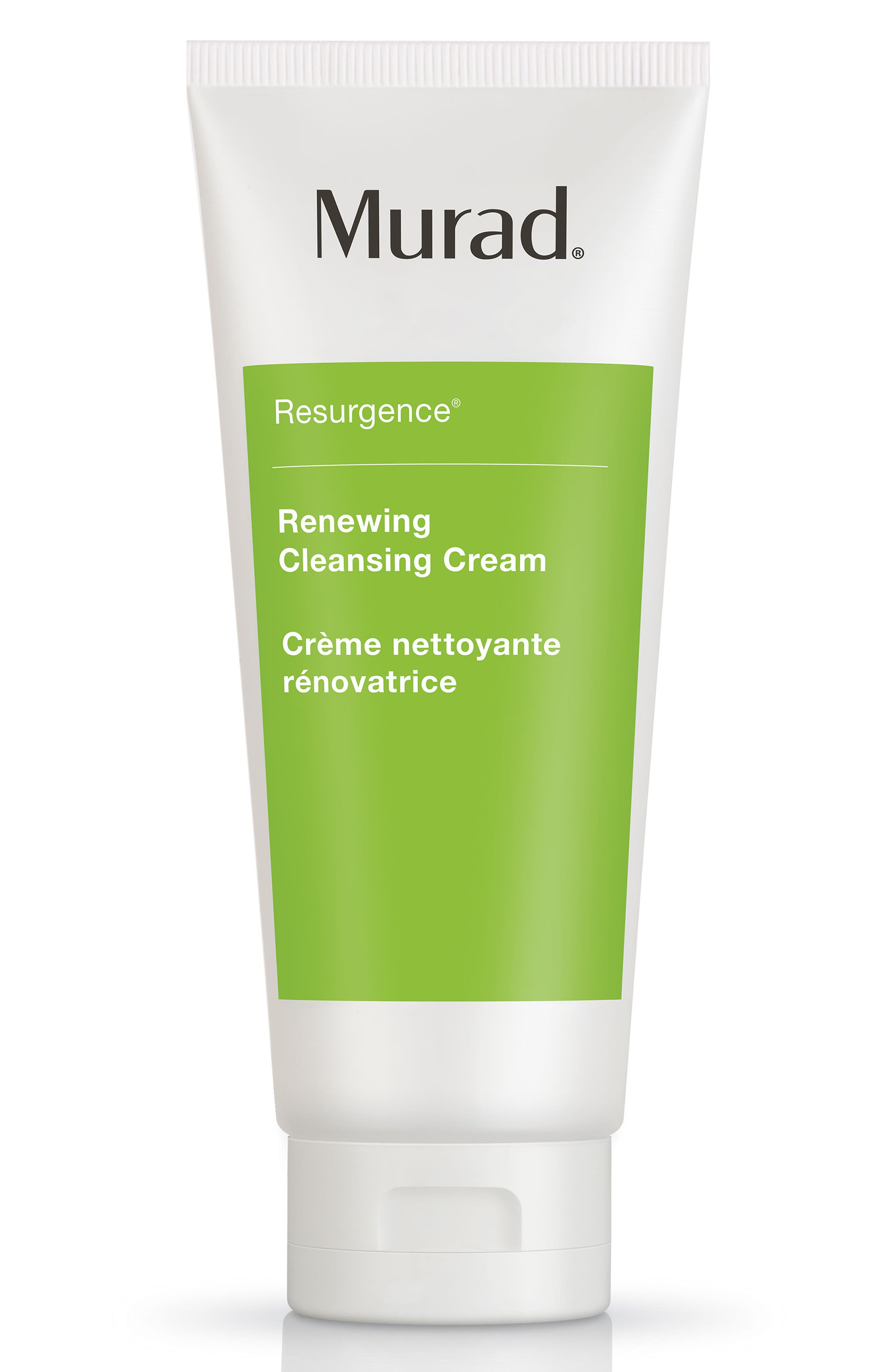Renewing Cleansing Cream,                         Main,                         color, No Color
