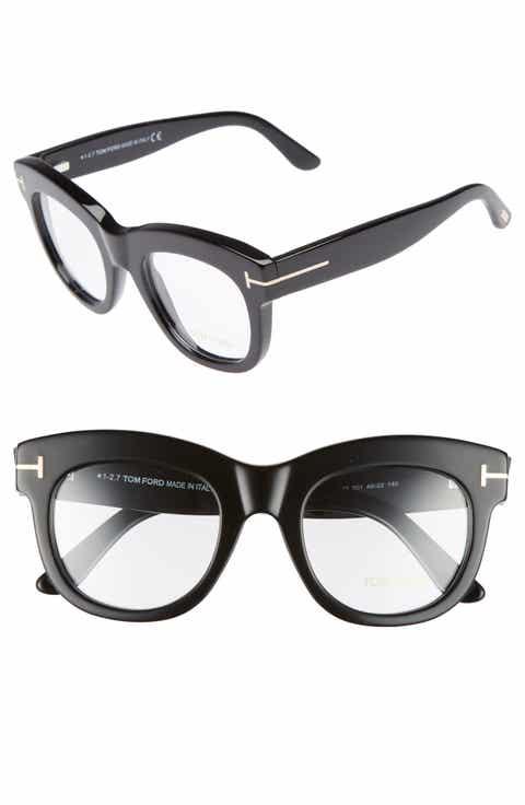 ford in glasses zoom black frames prescription tom mens shiny
