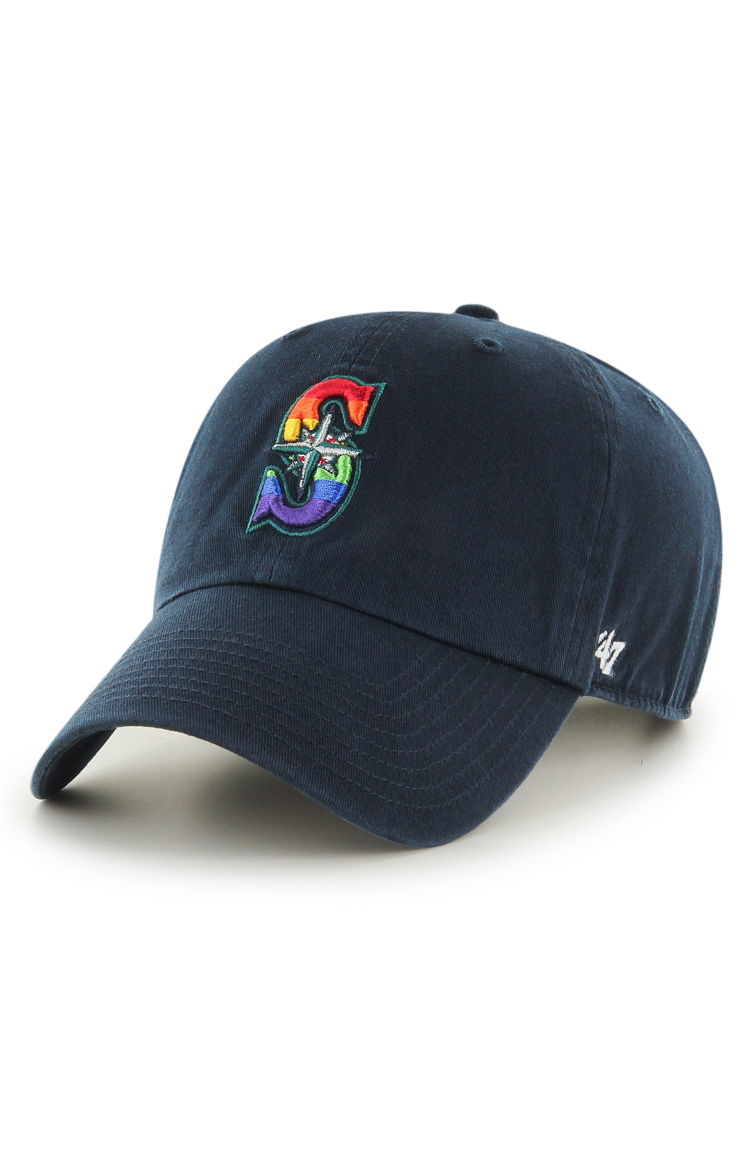'47 Clean Up MLB Pride Baseball Cap
