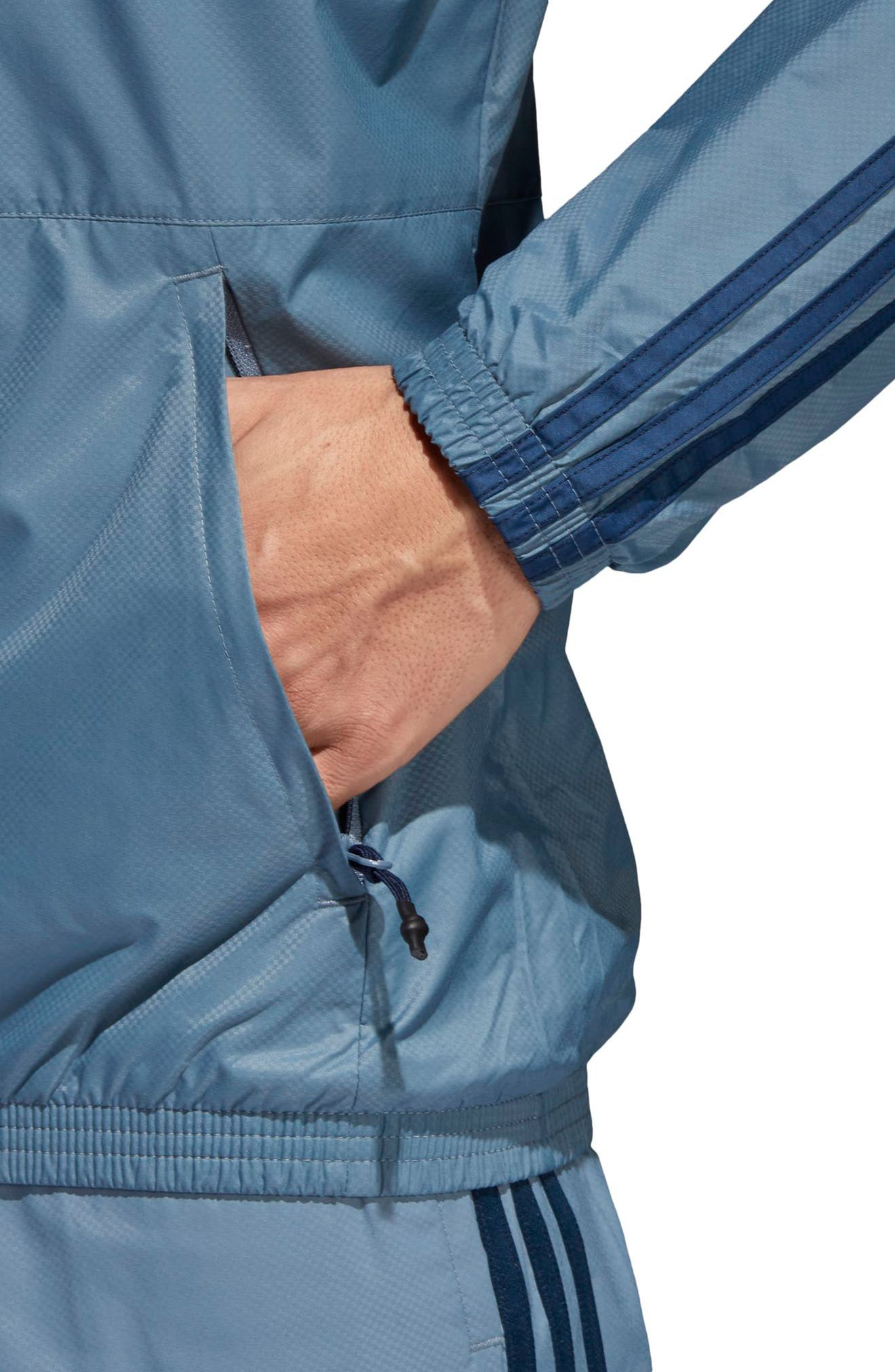 Alternate Image 5  - adidas Essentials Wind Jacket