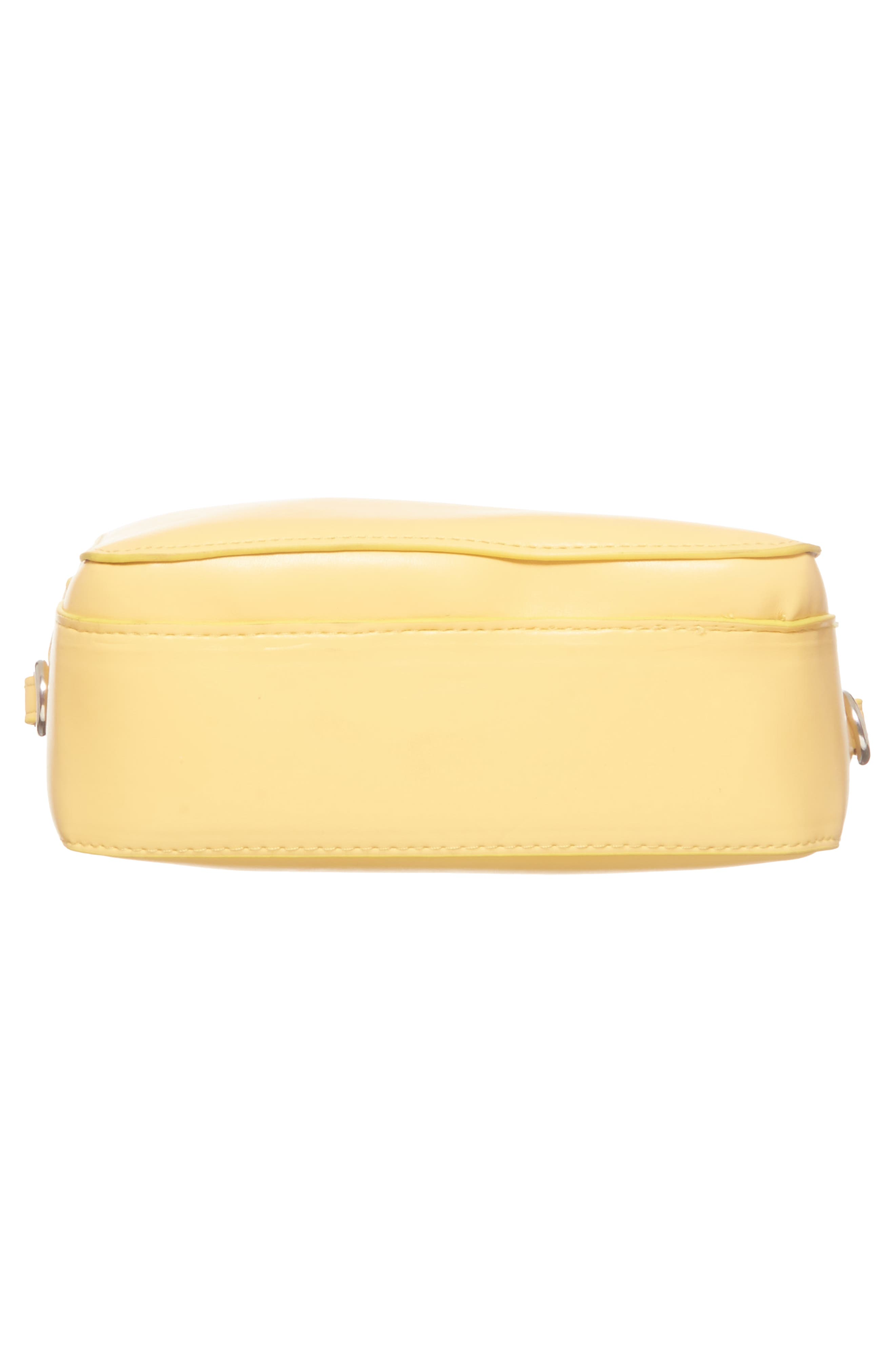 Alternate Image 6  - BP. Faux Leather Crossbody Wristlet