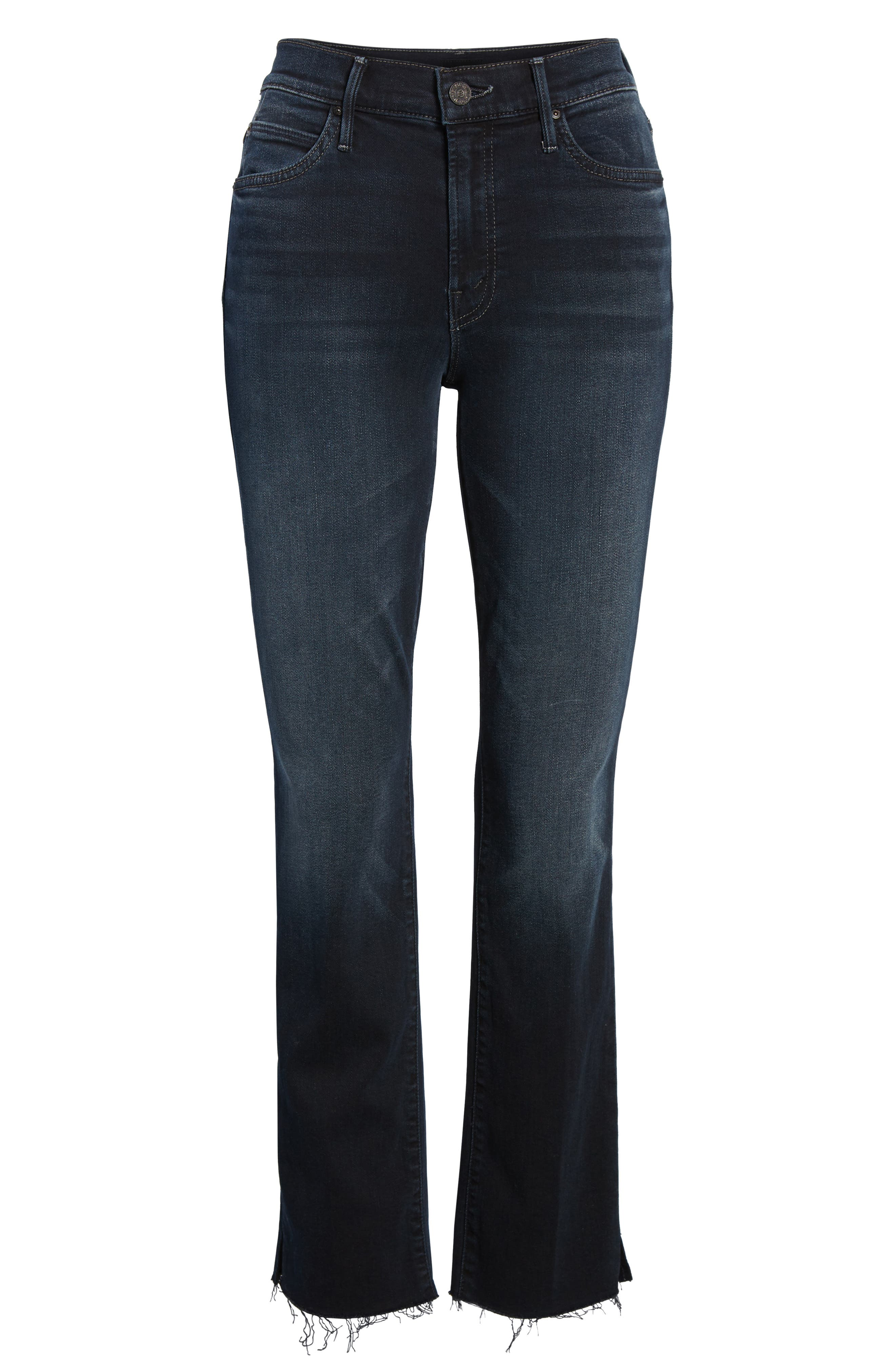 The Rascal Ankle Straight Leg Jeans,                             Alternate thumbnail 6, color,                             Last Call