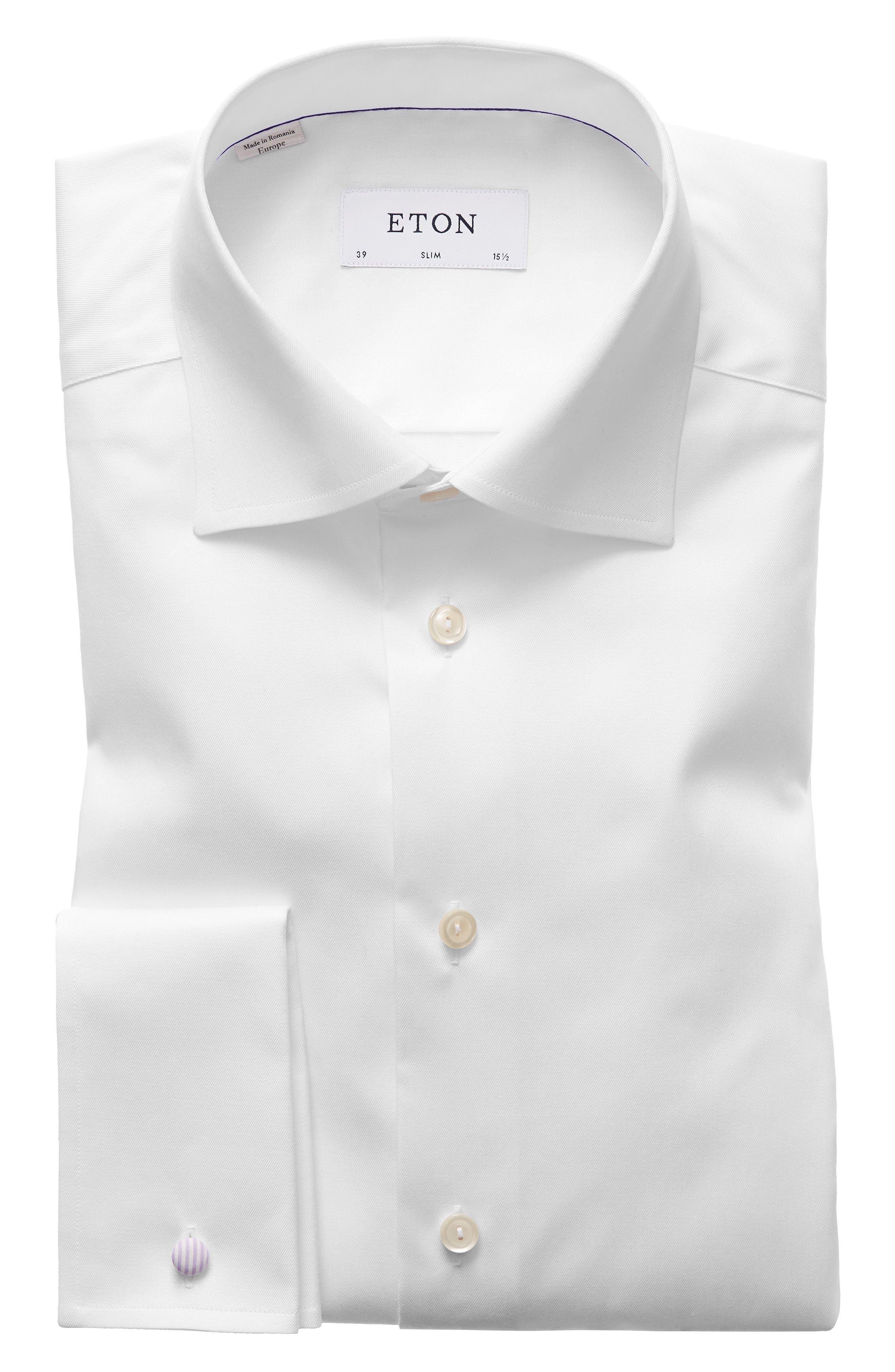 Calvin Klein X Extreme Slim Fit Dress Shirt Joe Maloy