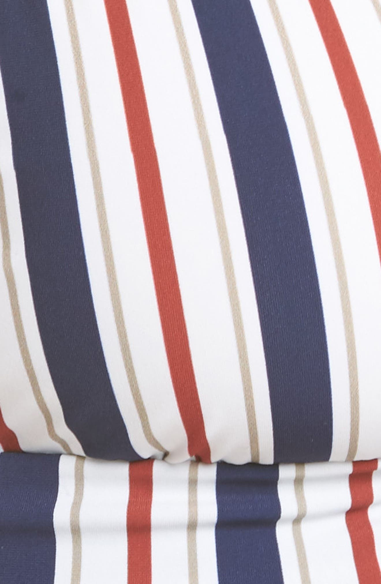 Better Than Ever Bikini Top,                             Alternate thumbnail 6, color,                             Navy Multi