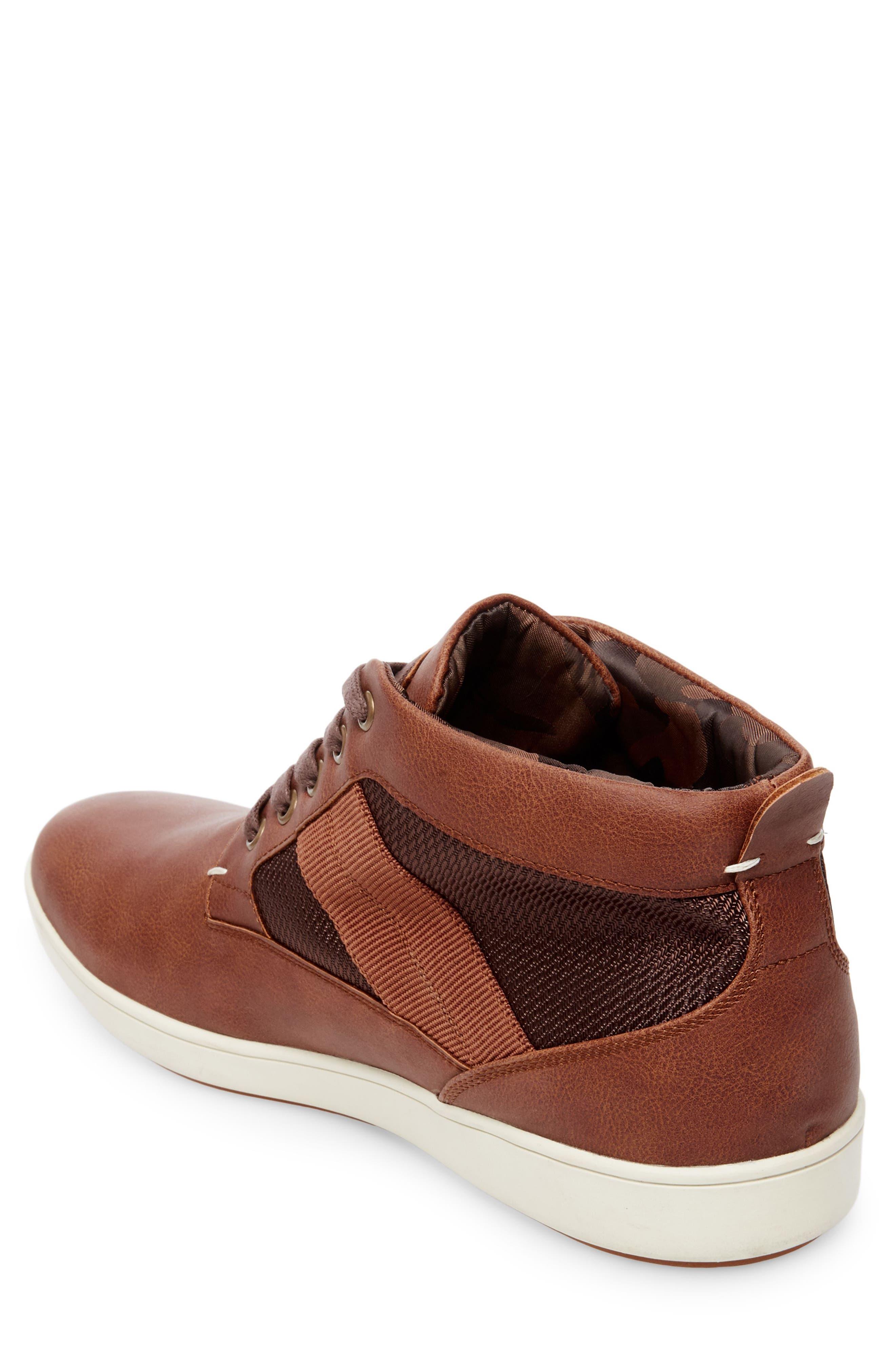 Frazier Sneaker Boot,                             Alternate thumbnail 2, color,                             Cognac