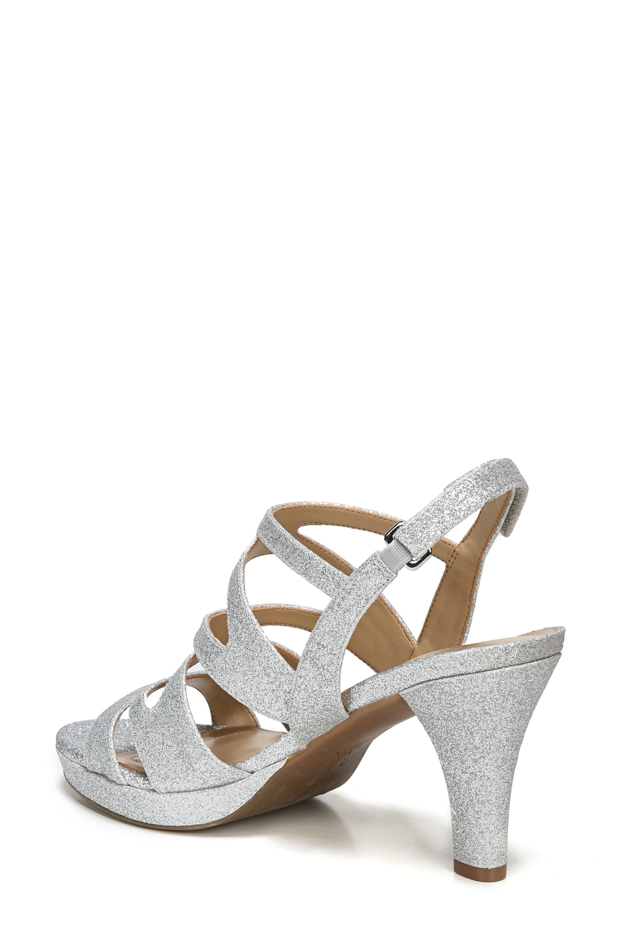 Alternate Image 2  - Naturalizer 'Pressley' Slingback Platform Sandal (Women)