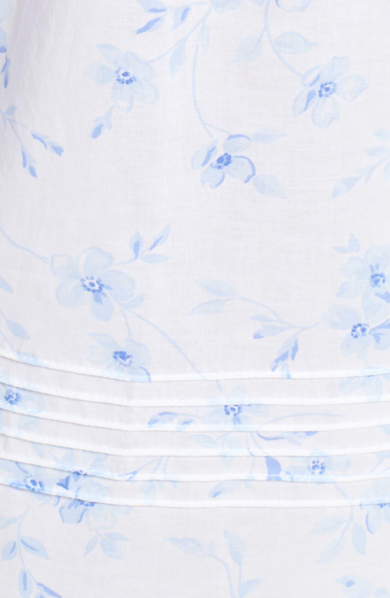 Alternate Image 6  - Eileen West Cotton Lawn Ballet Nightgown