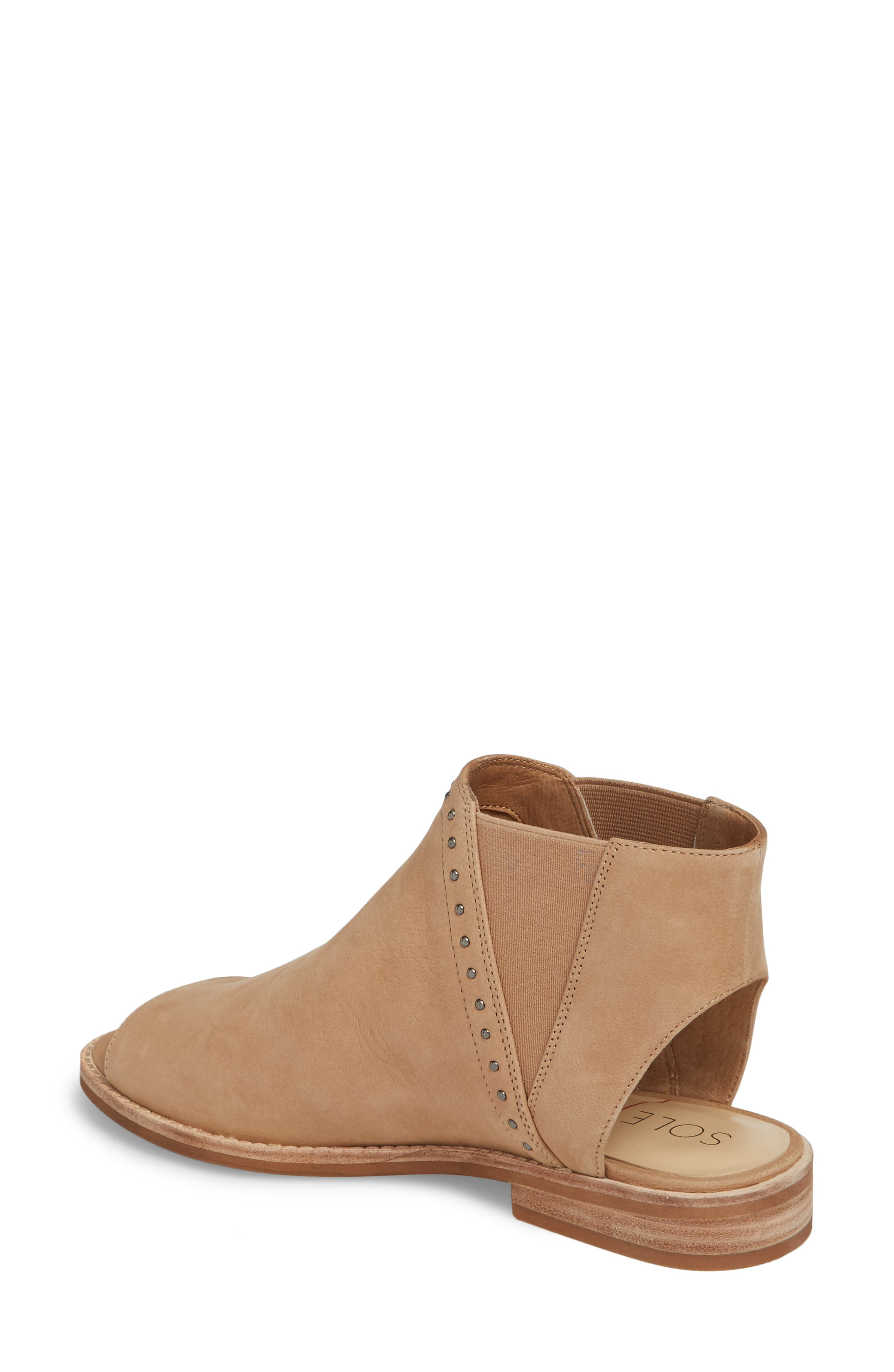 Birty Bootie,                             Alternate thumbnail 2, color,                             Dusty Taupe