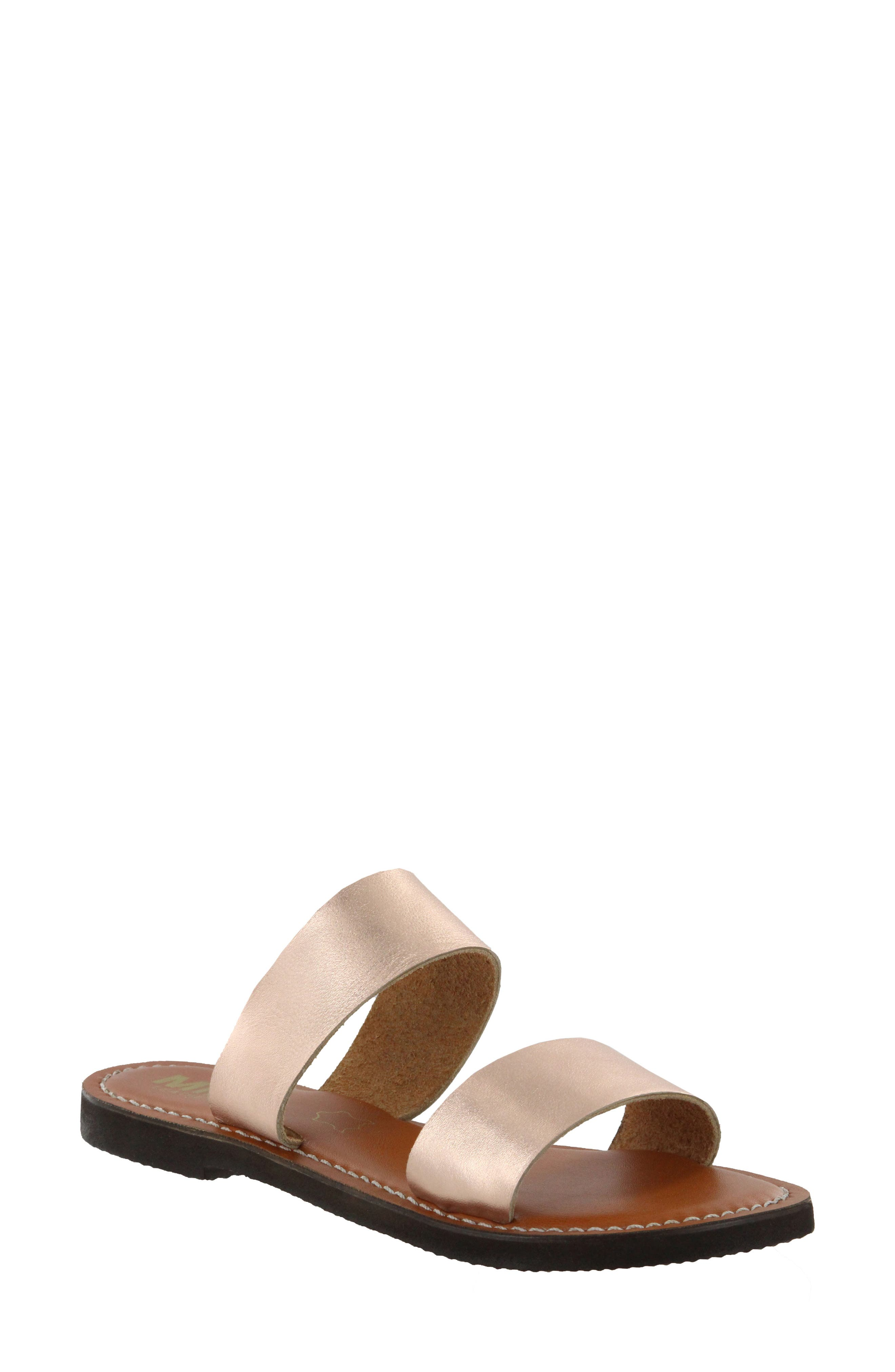 MIA Nila Two-Band Slide Sandal (Women)