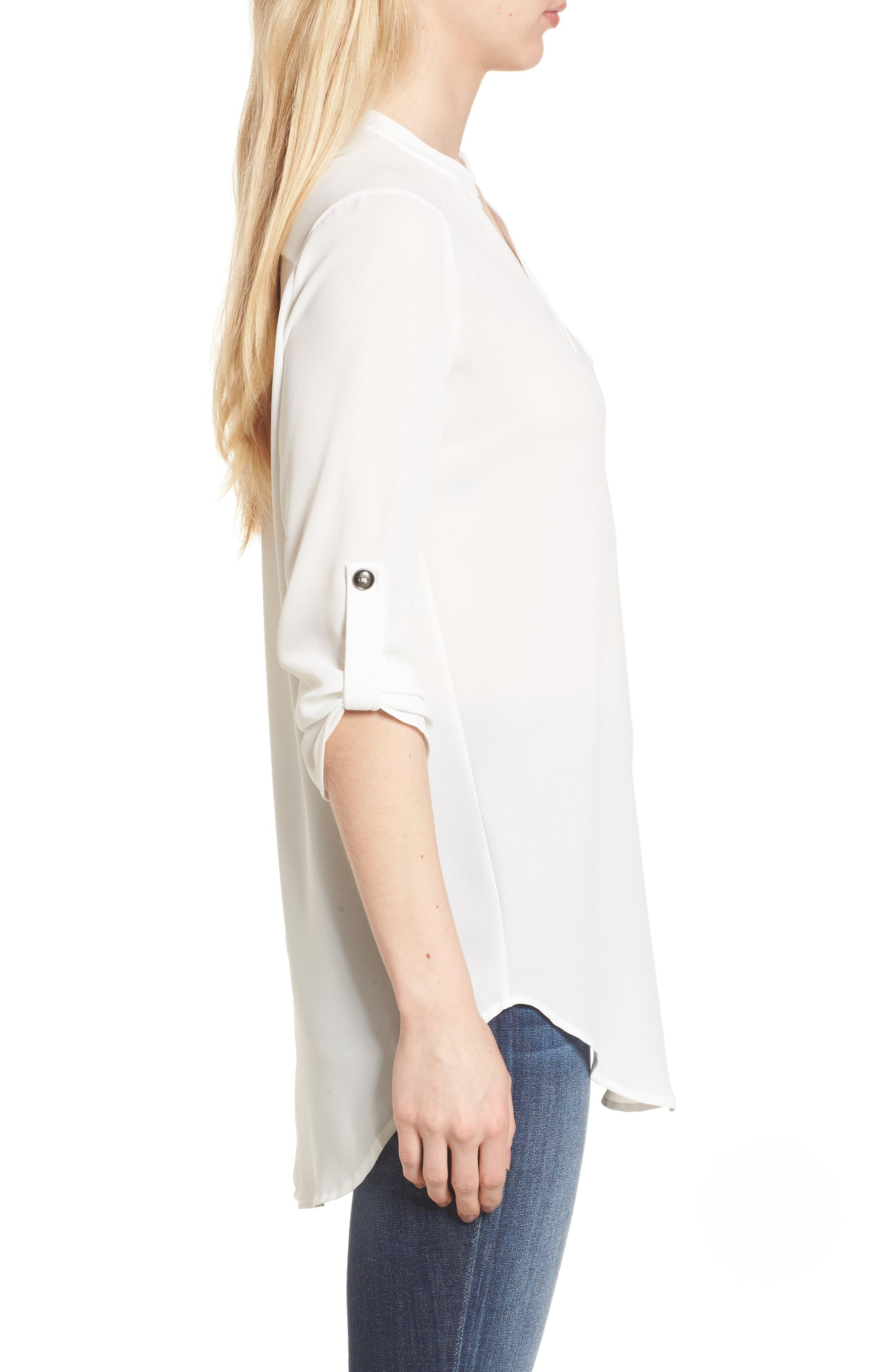 Alternate Image 3  - Perfect Roll Tab Sleeve Tunic