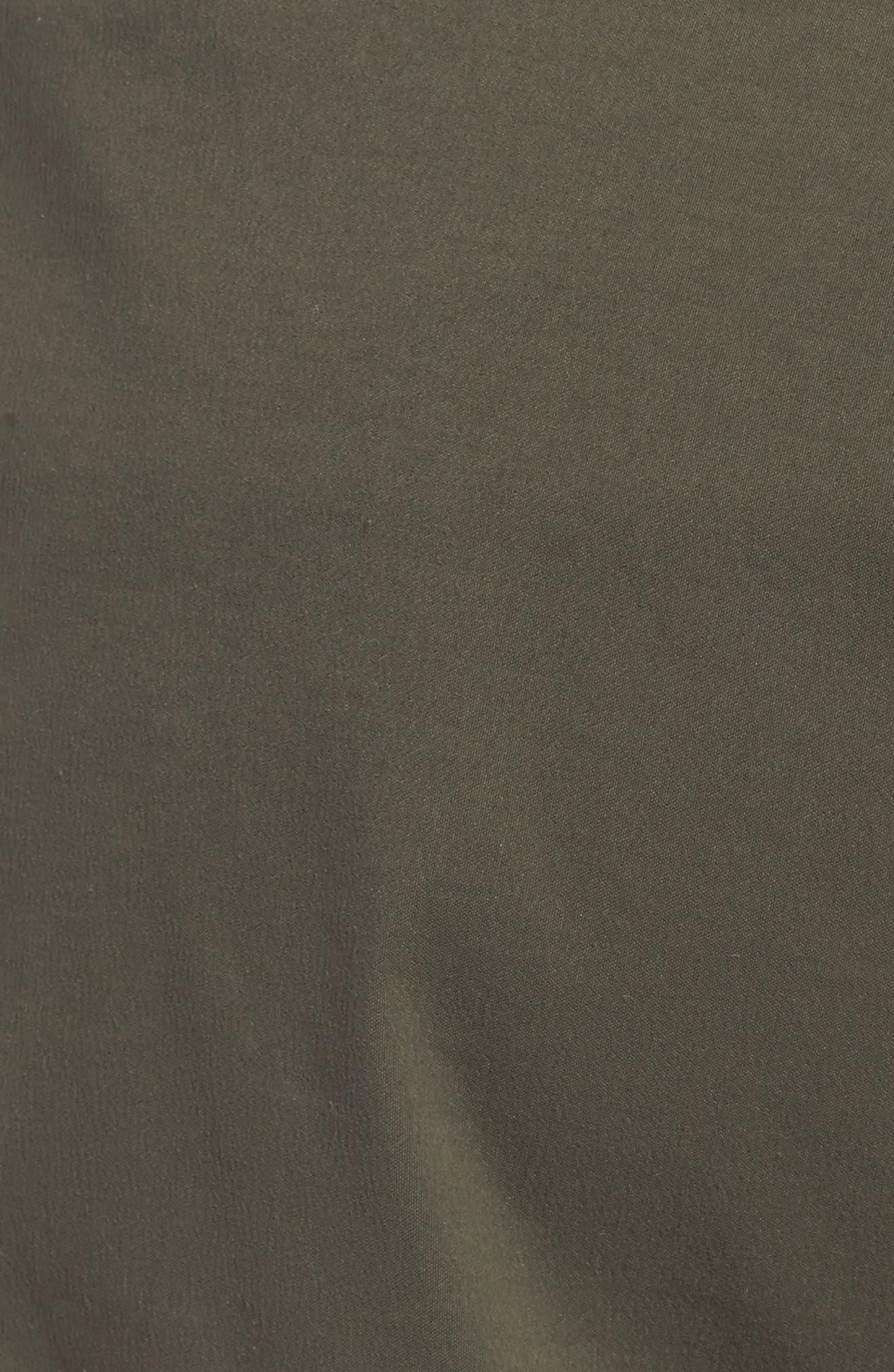 Woven Jogger Pants,                             Alternate thumbnail 5, color,                             Army Green